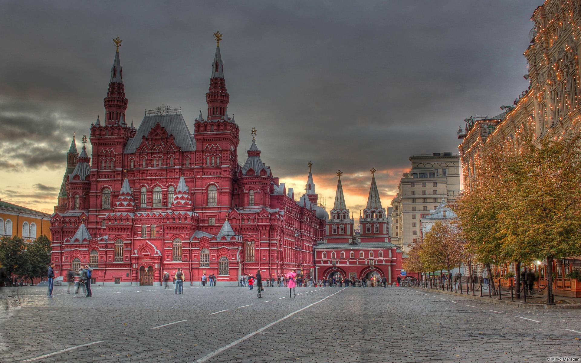 モスクワ国立歴史博物館 Windows 8 テーマの壁紙プレビュー