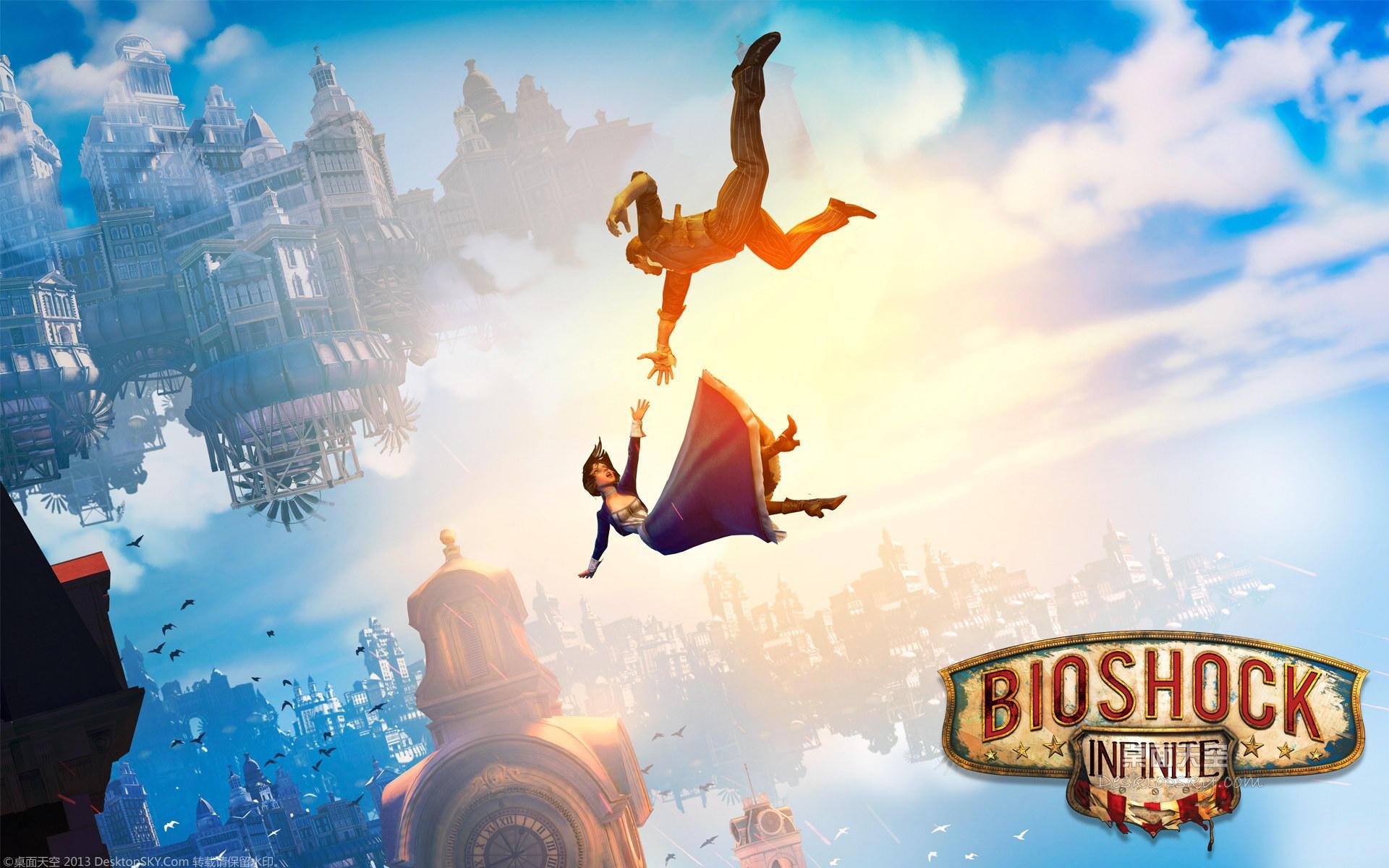 BioShock Infinite HD game Desktop