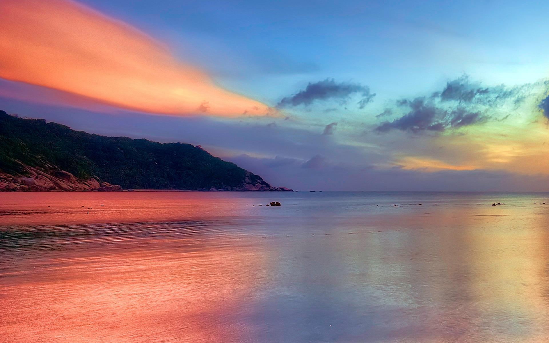 Thailand Sunset-Windows 10 HD Wallpaper-1920x1200 Download ...