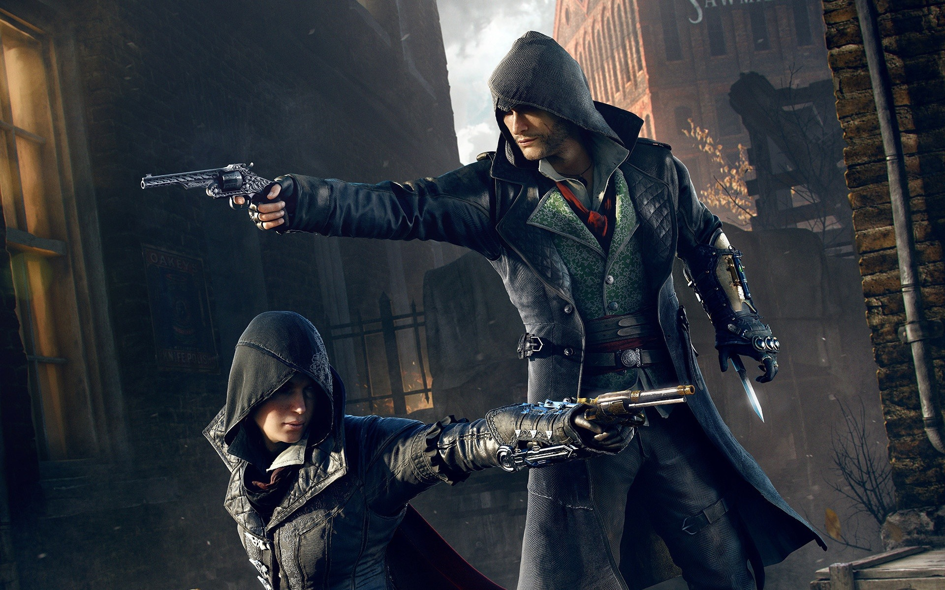 Assassins Creed Syndicate Game Hd Wallpaper Preview 10wallpaper Com