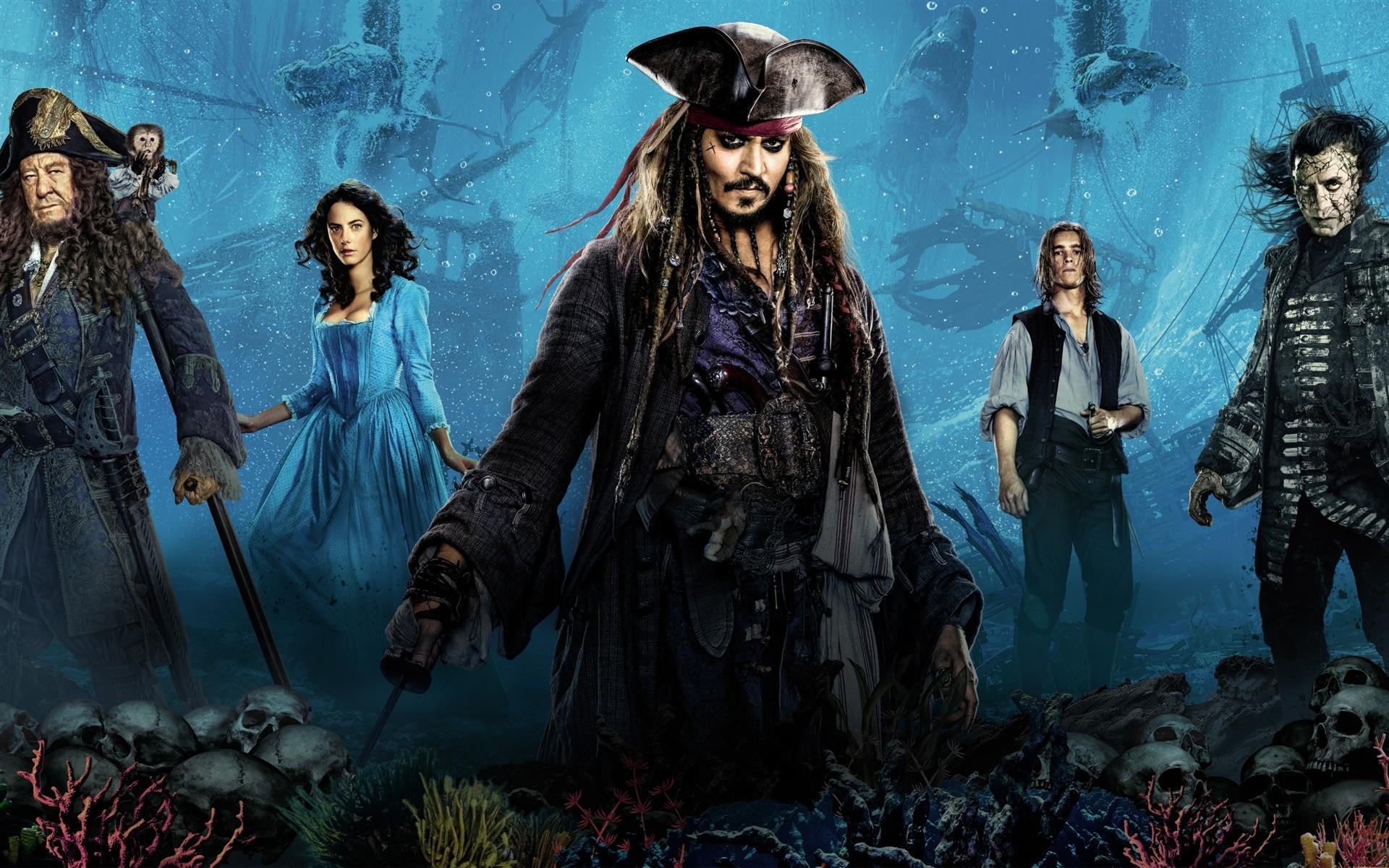 Пираты карибского моря 5 посмотреть