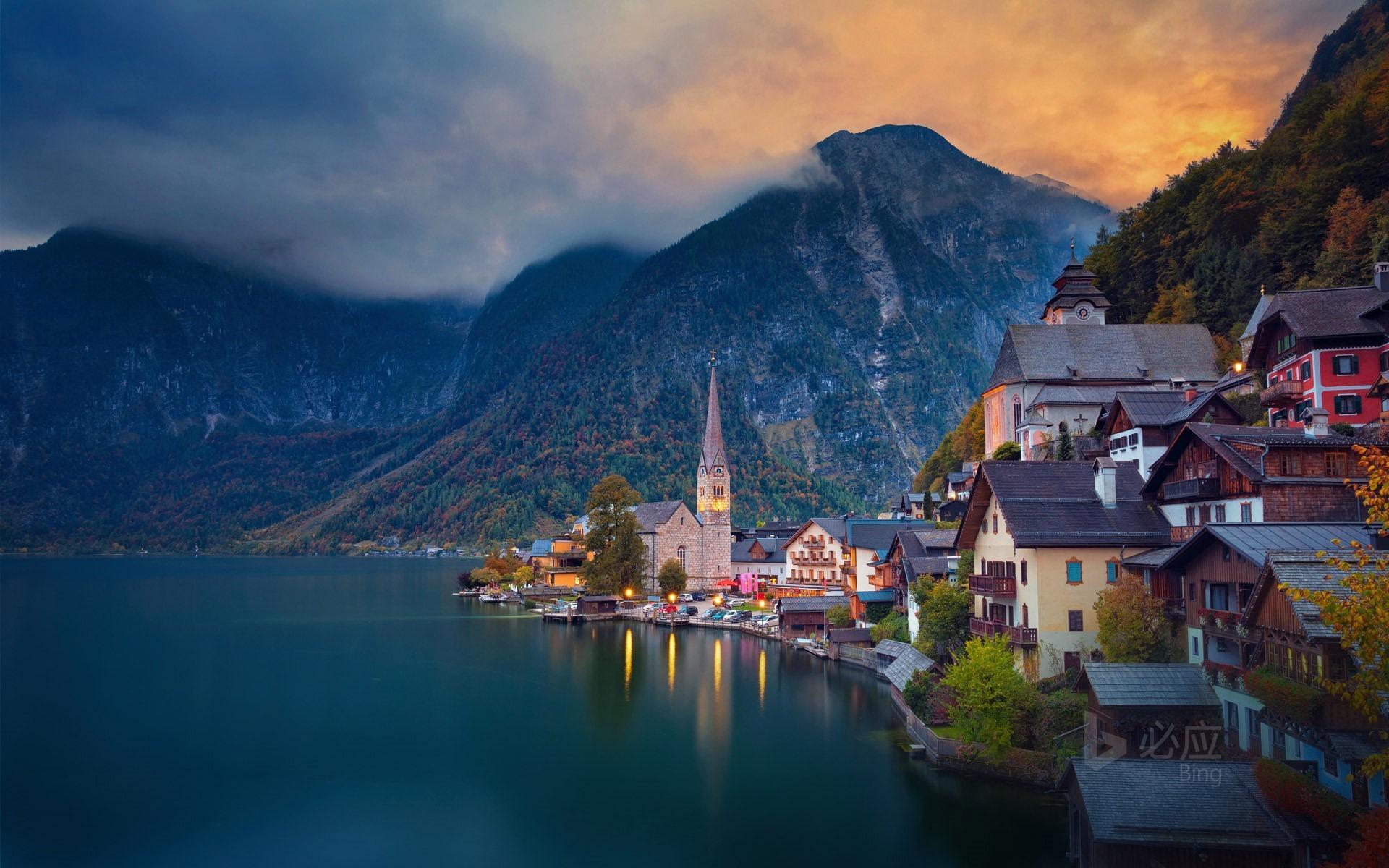 Hallstatt Austria 2017 Bing Wallpaper Preview