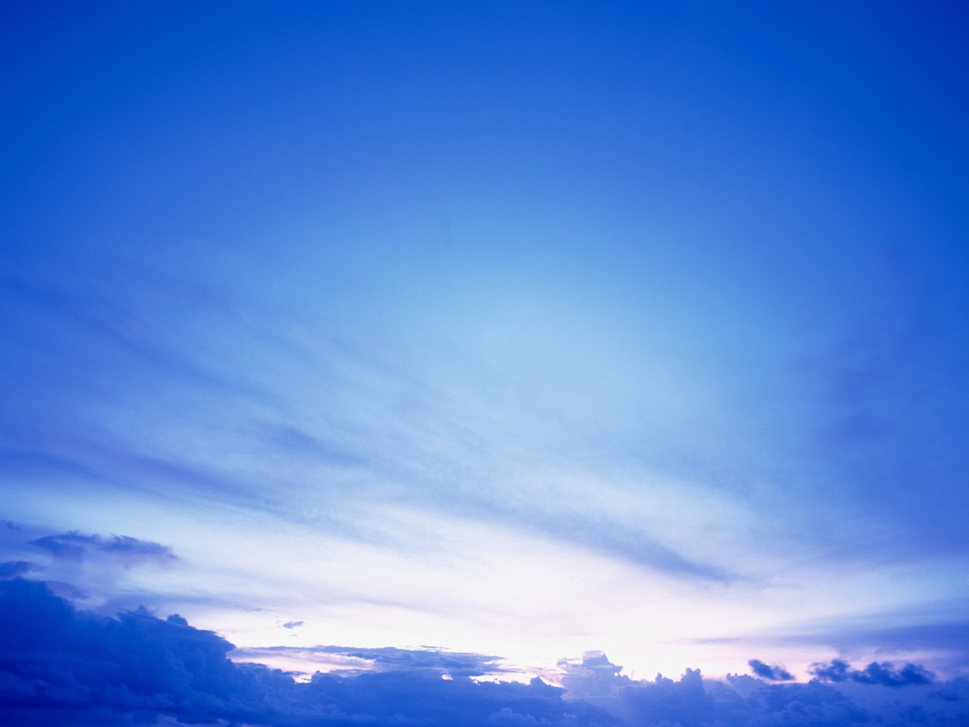 blue sky background