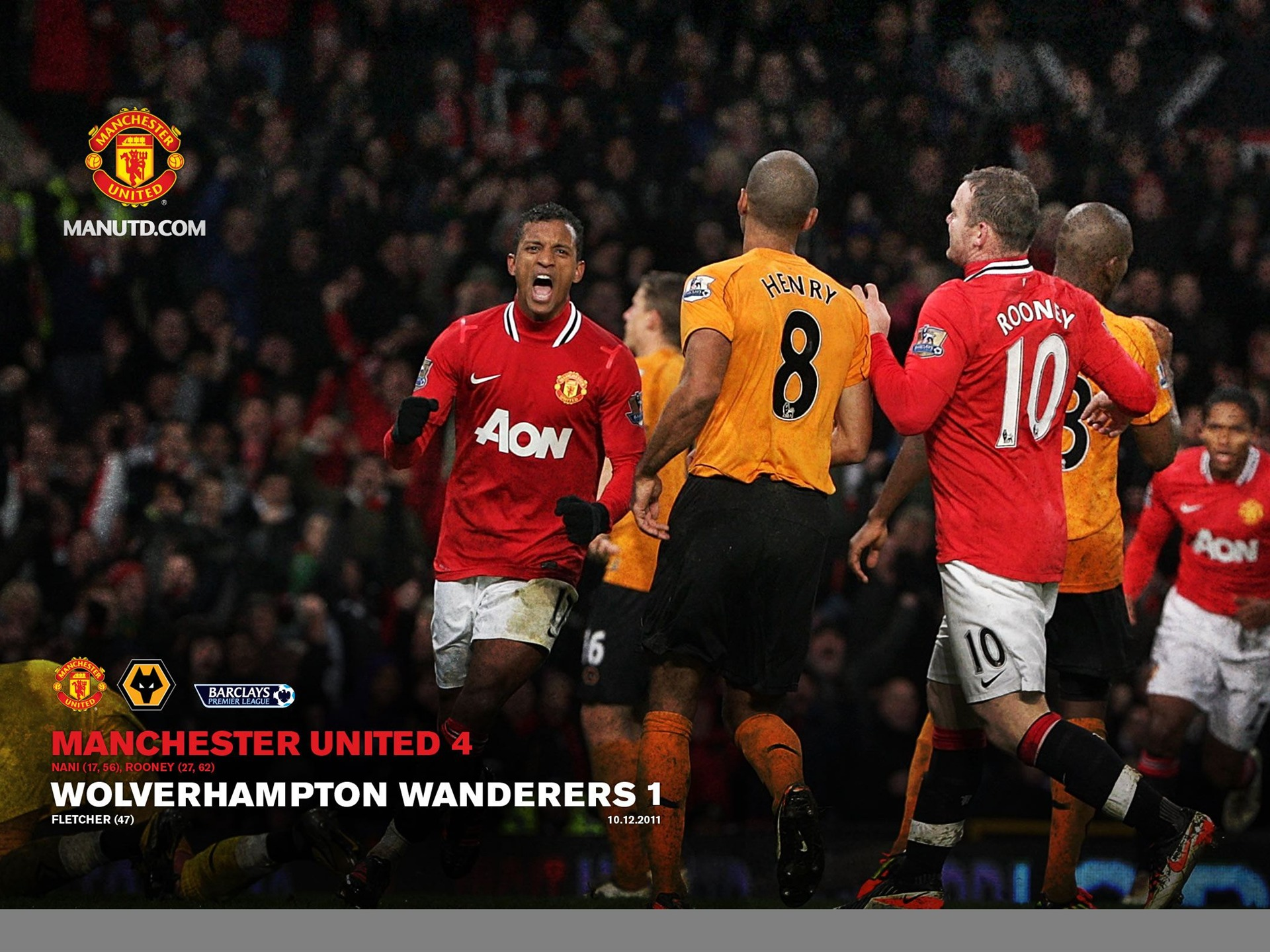 Wolves 1 Manchester United 4 Preview