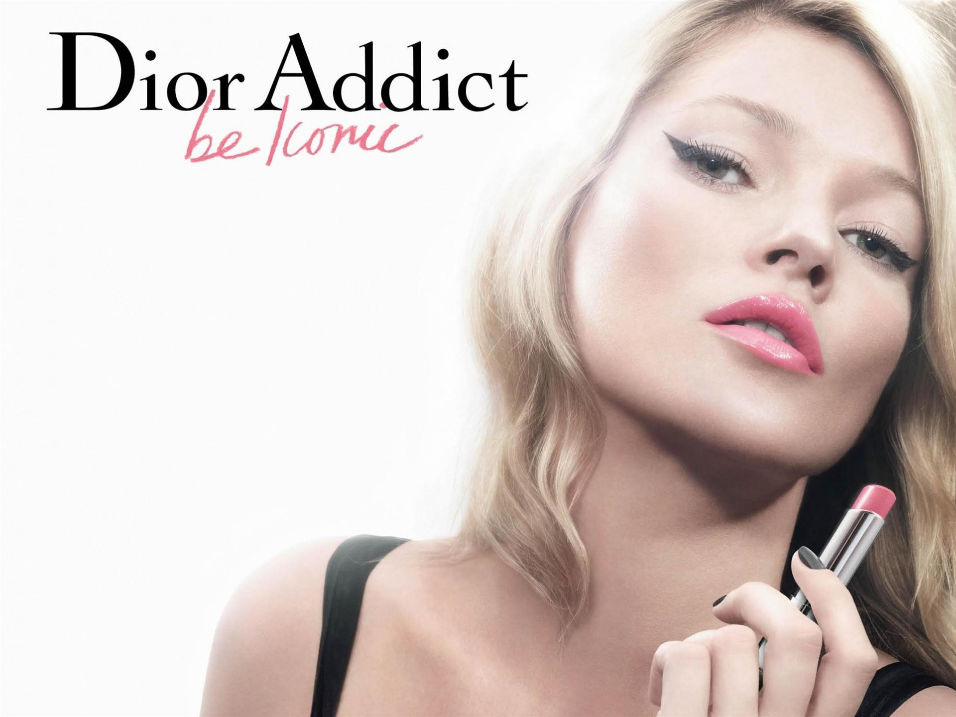 kate moss icon or addict I came across kate moss's dior addict video a couple of months ago and i'm telling you it was obsession at first sight dior addict in diorkiss 578 warning: this is going to be a product rave.