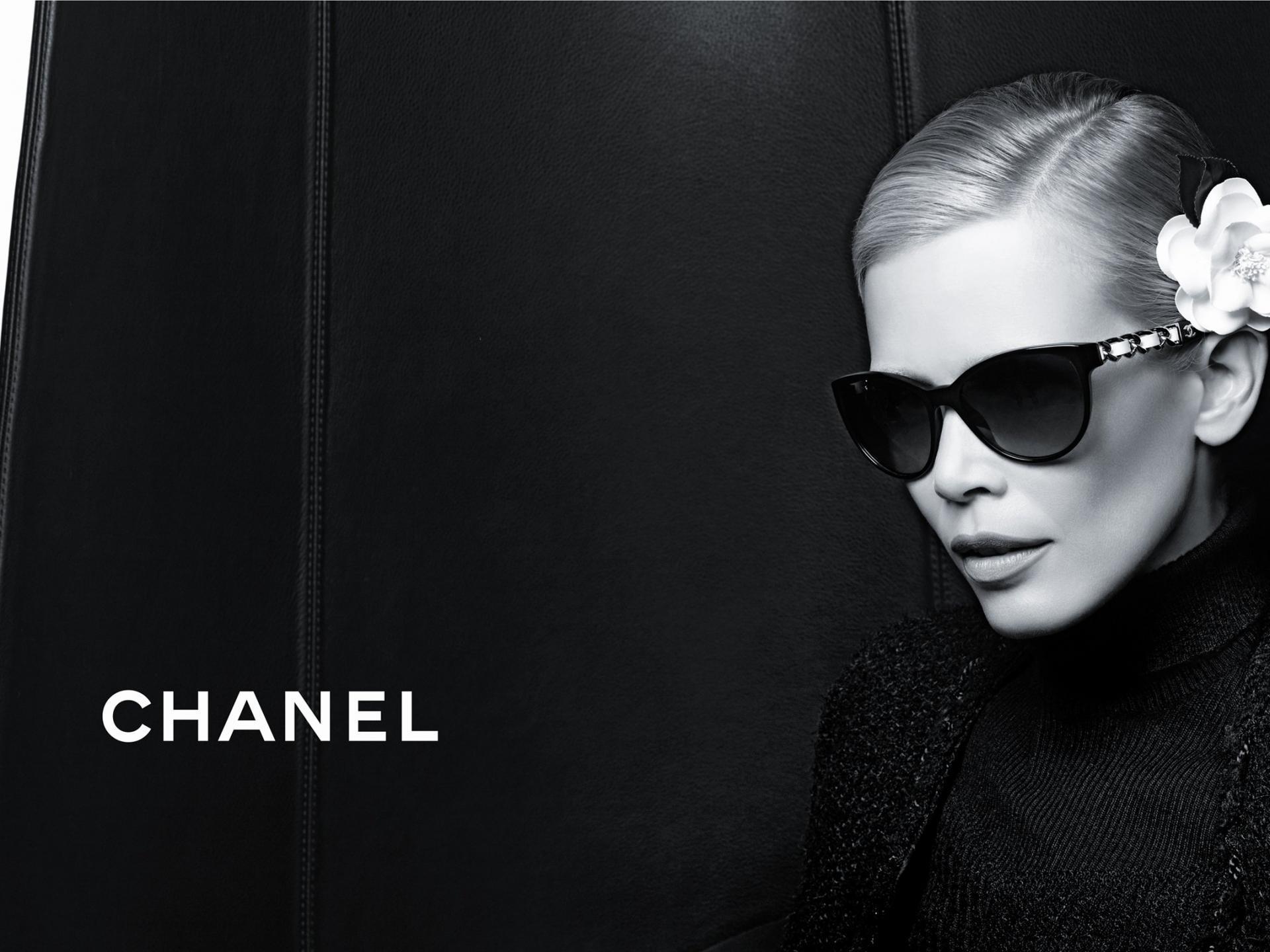 シャネル女の子眼鏡花 ブランド広告の壁紙プレビュー 10wallpaper Com