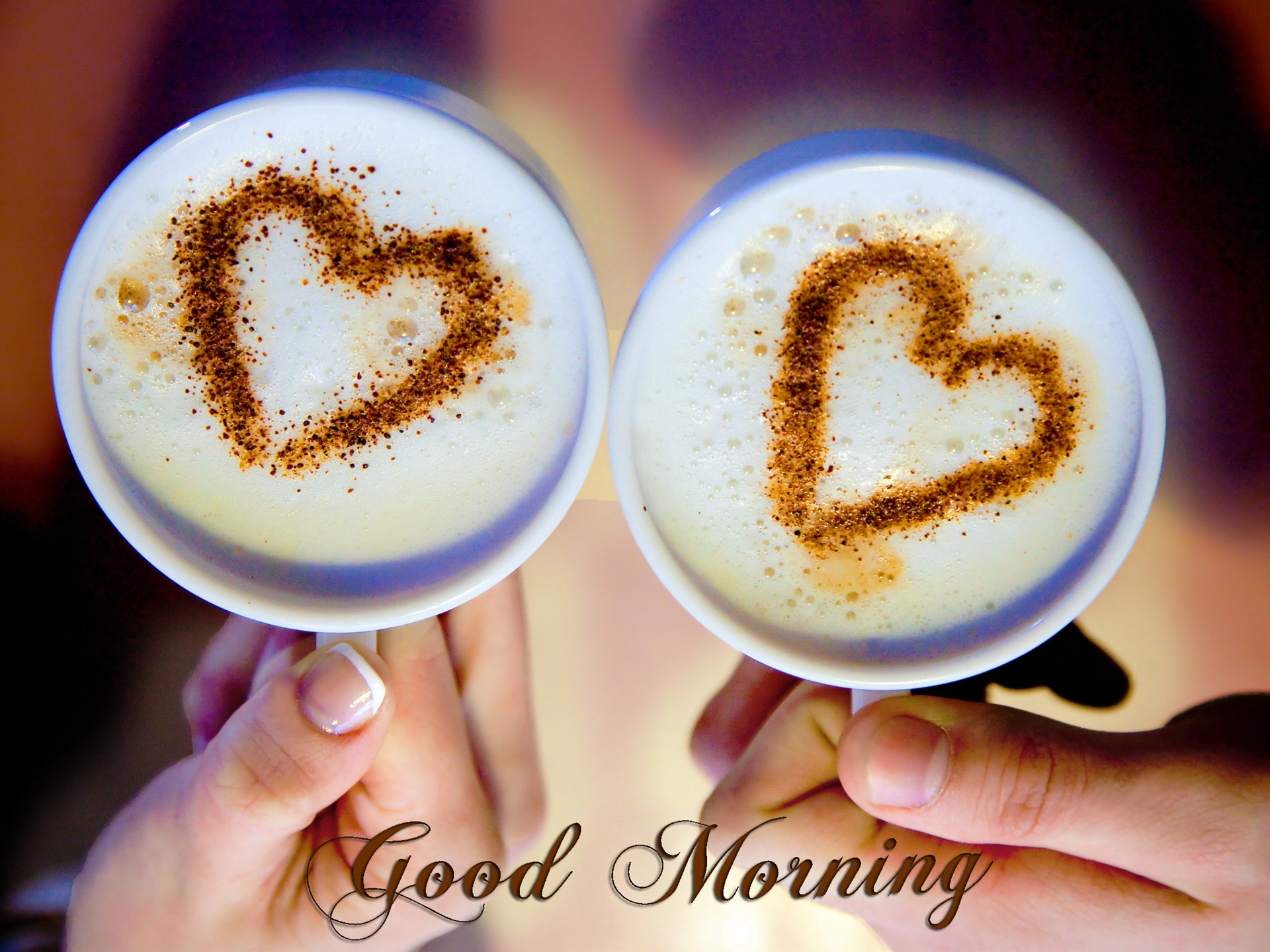 Good Morning Love High Quality Hd Wallpaper Preview 10wallpaper Com