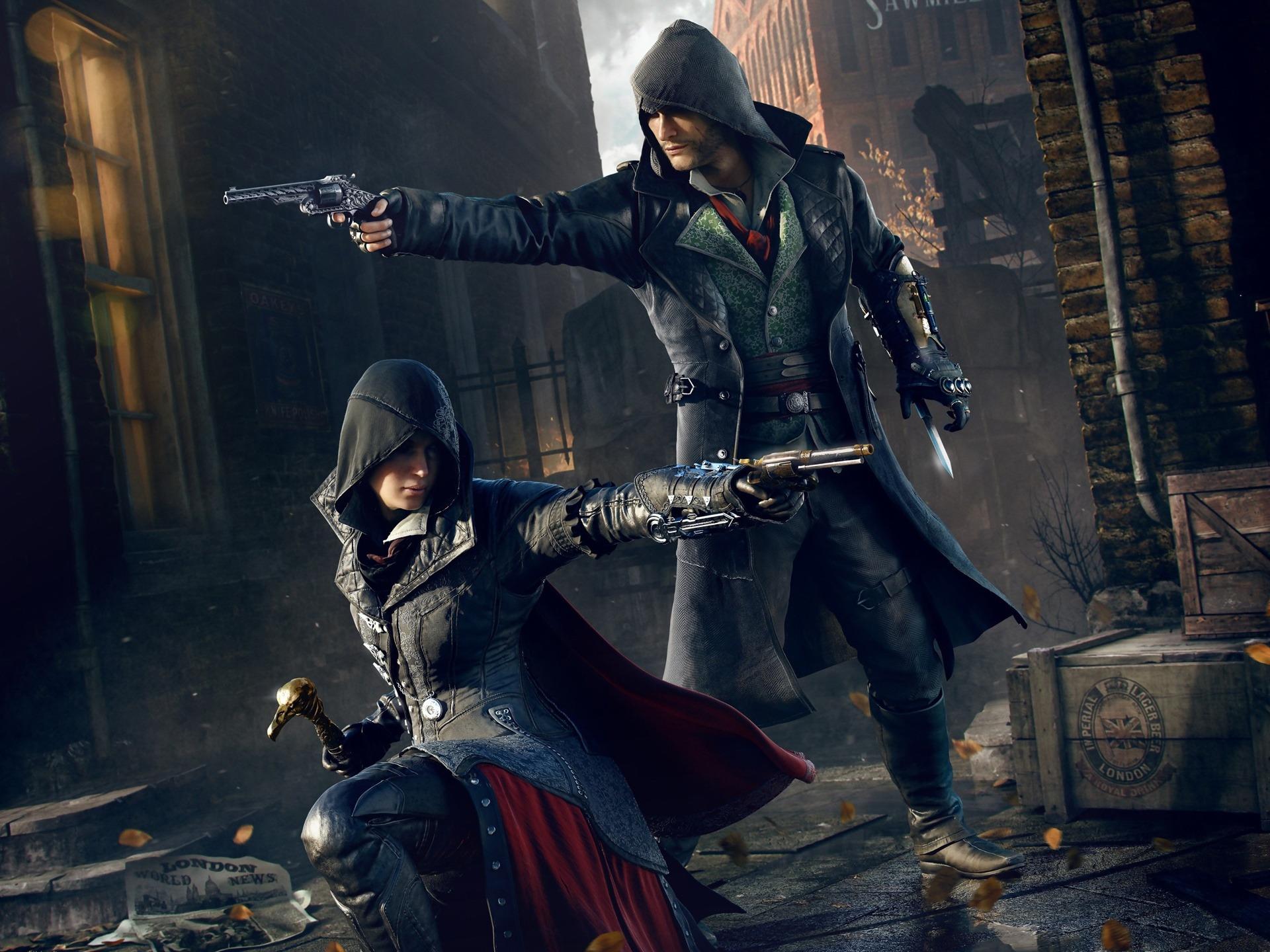 Assassins Creed Arno Dorian Pc Game Hd Wallpaper Preview 10wallpaper Com