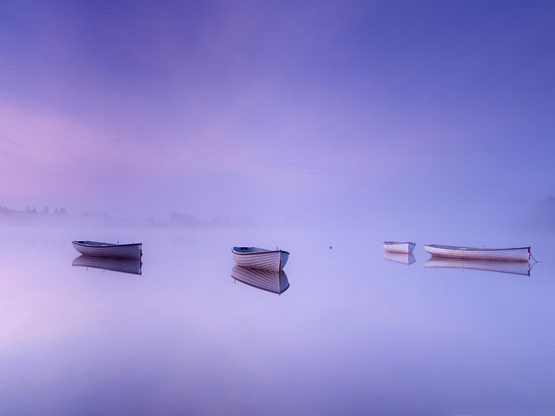 印象的なボートスコットランドアウトドア静か 自然高品質の壁紙プレビュー 10wallpaper Com