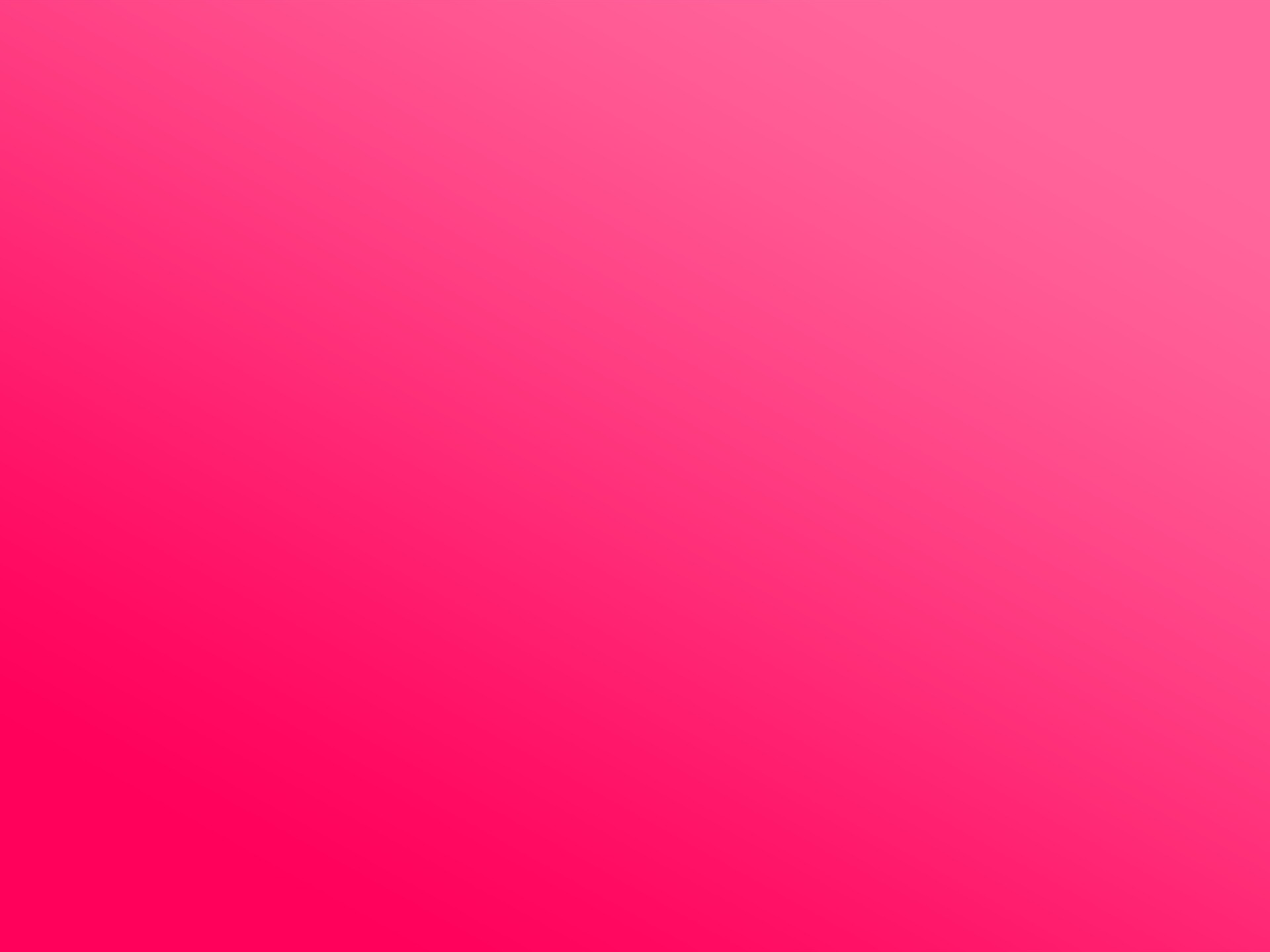 Pink Solid Color Light Bright Design Theme Hd Wallpapers