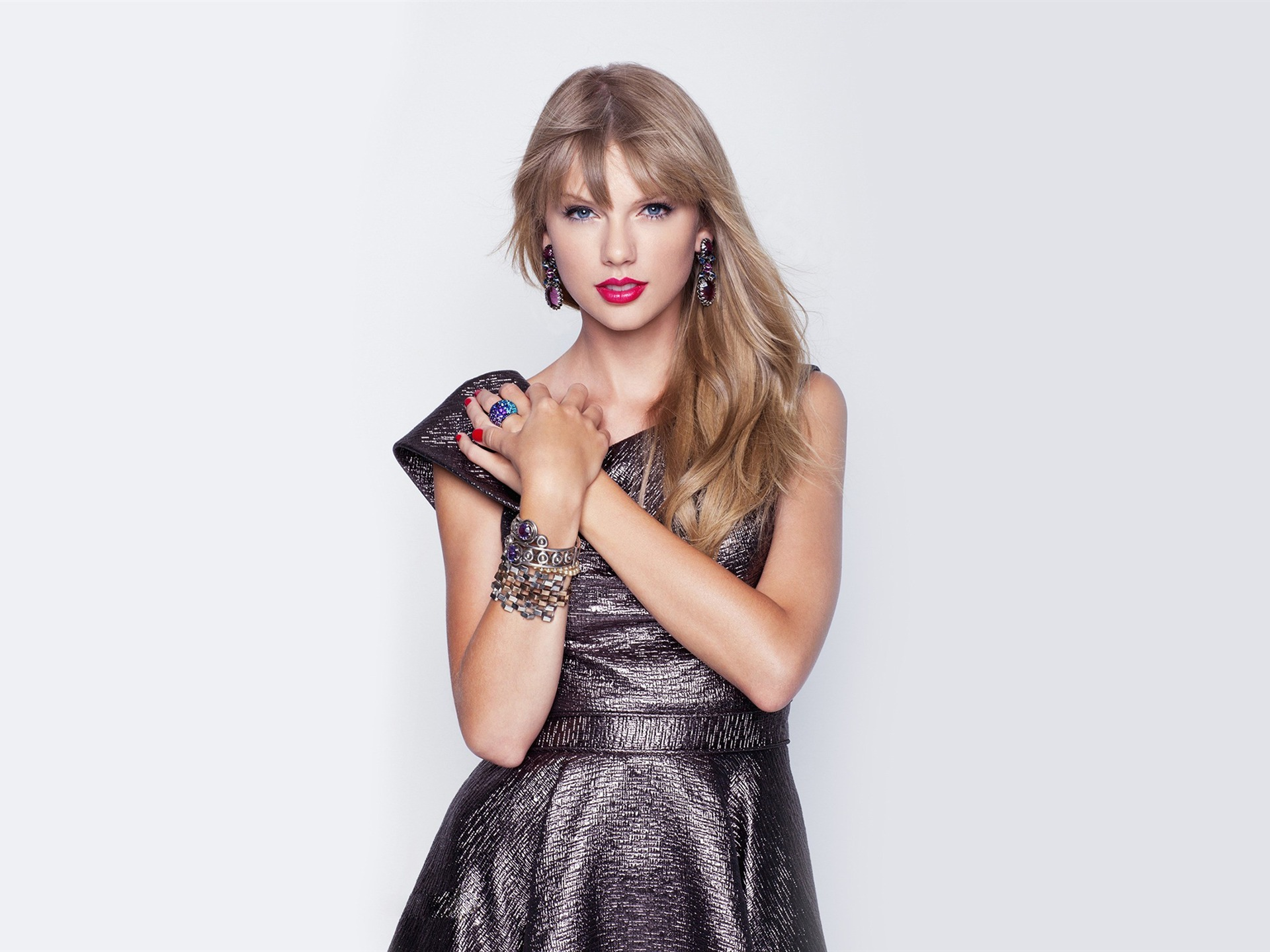 2016 Taylor Swift Beauty Chanteur HD Photo Fonds D'écran