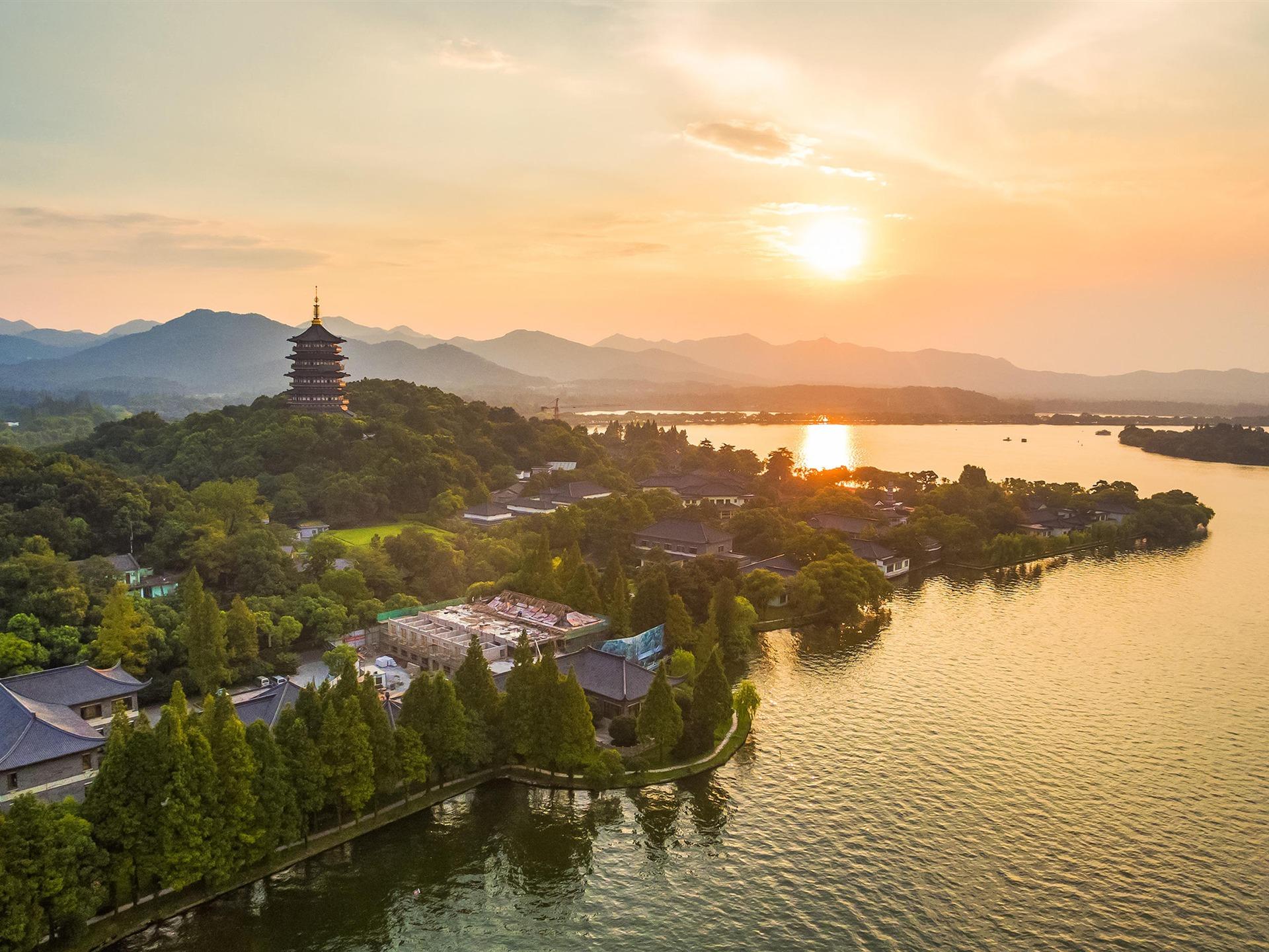 2016 G20 China Hangzhou scenery HD wallpaper 07 Preview ...