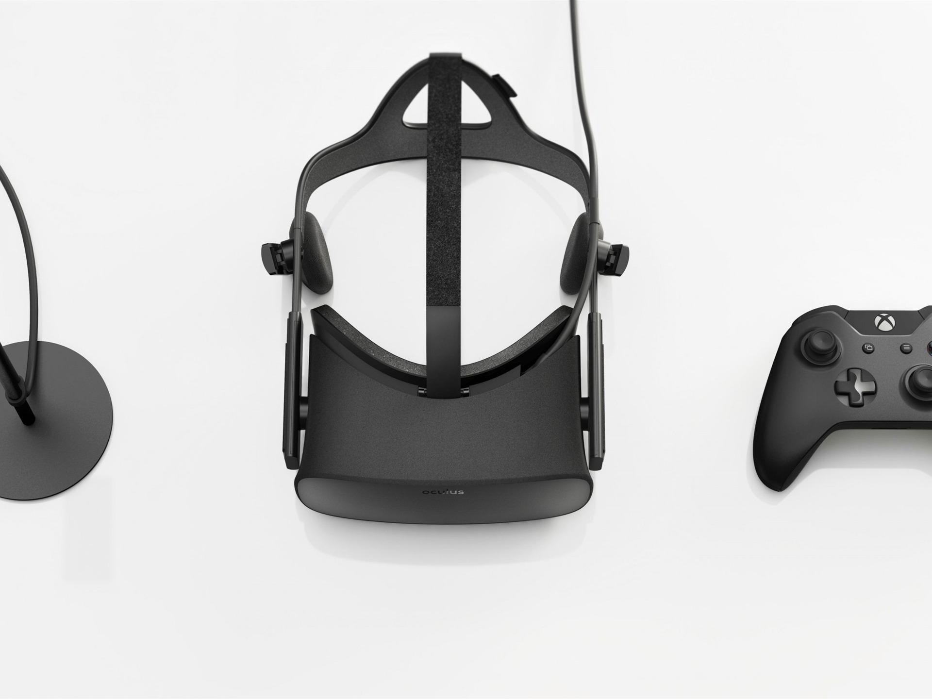 2016 Oculus Touch-バーチャルリアリティVRのHDの壁紙プレビュー