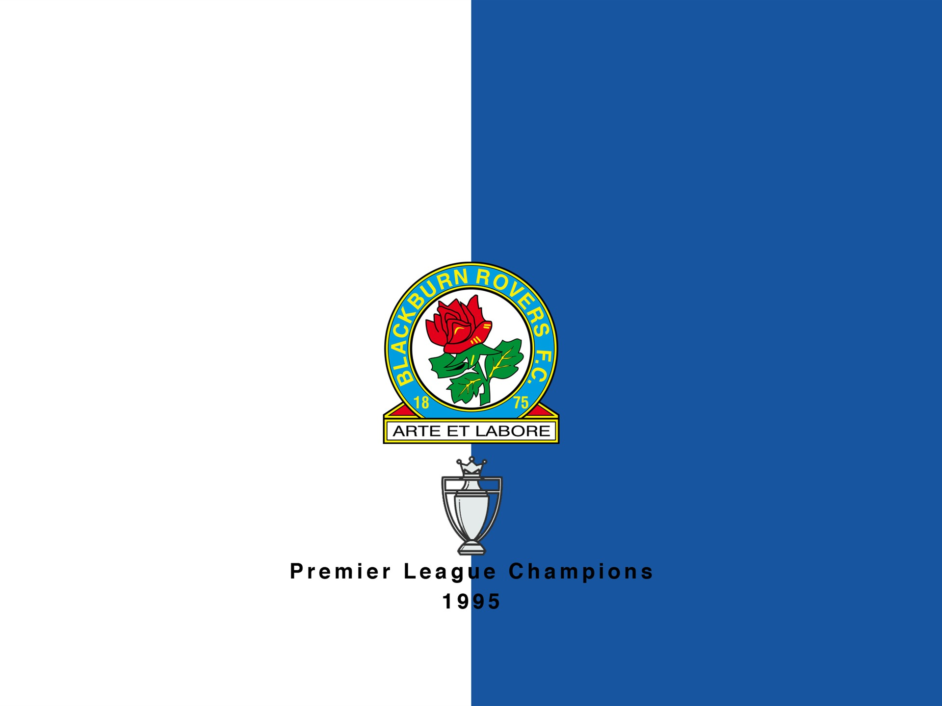 Blackburn Rovers Champions-European Football Club HD