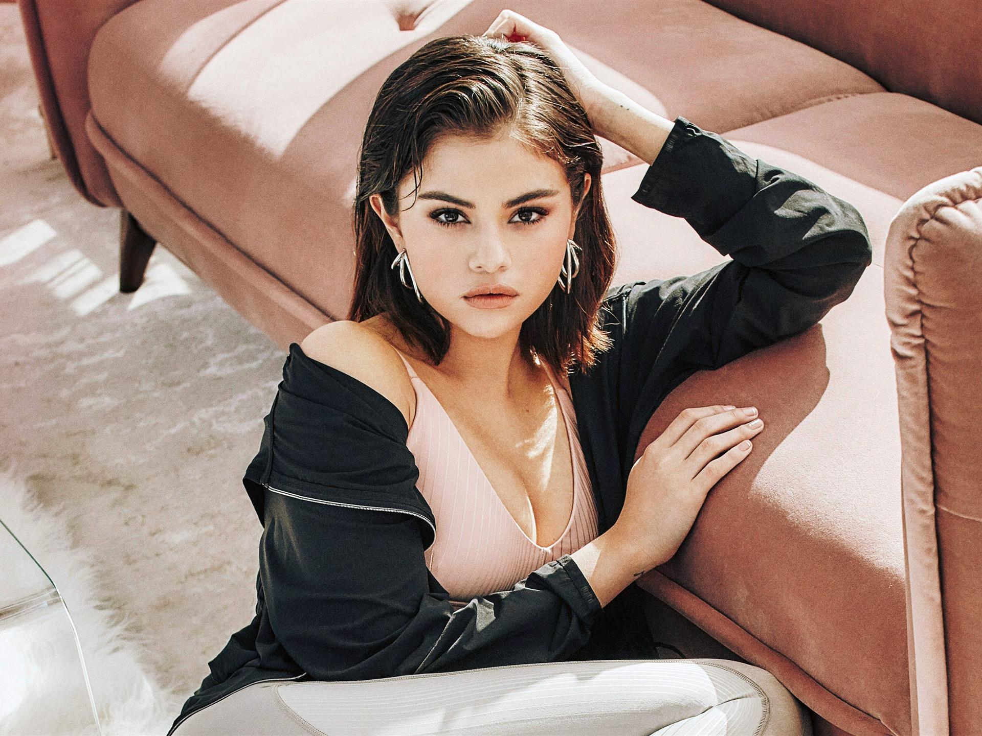 Selena Gomez, 2018, Sexy, Cantor, HD Visualização