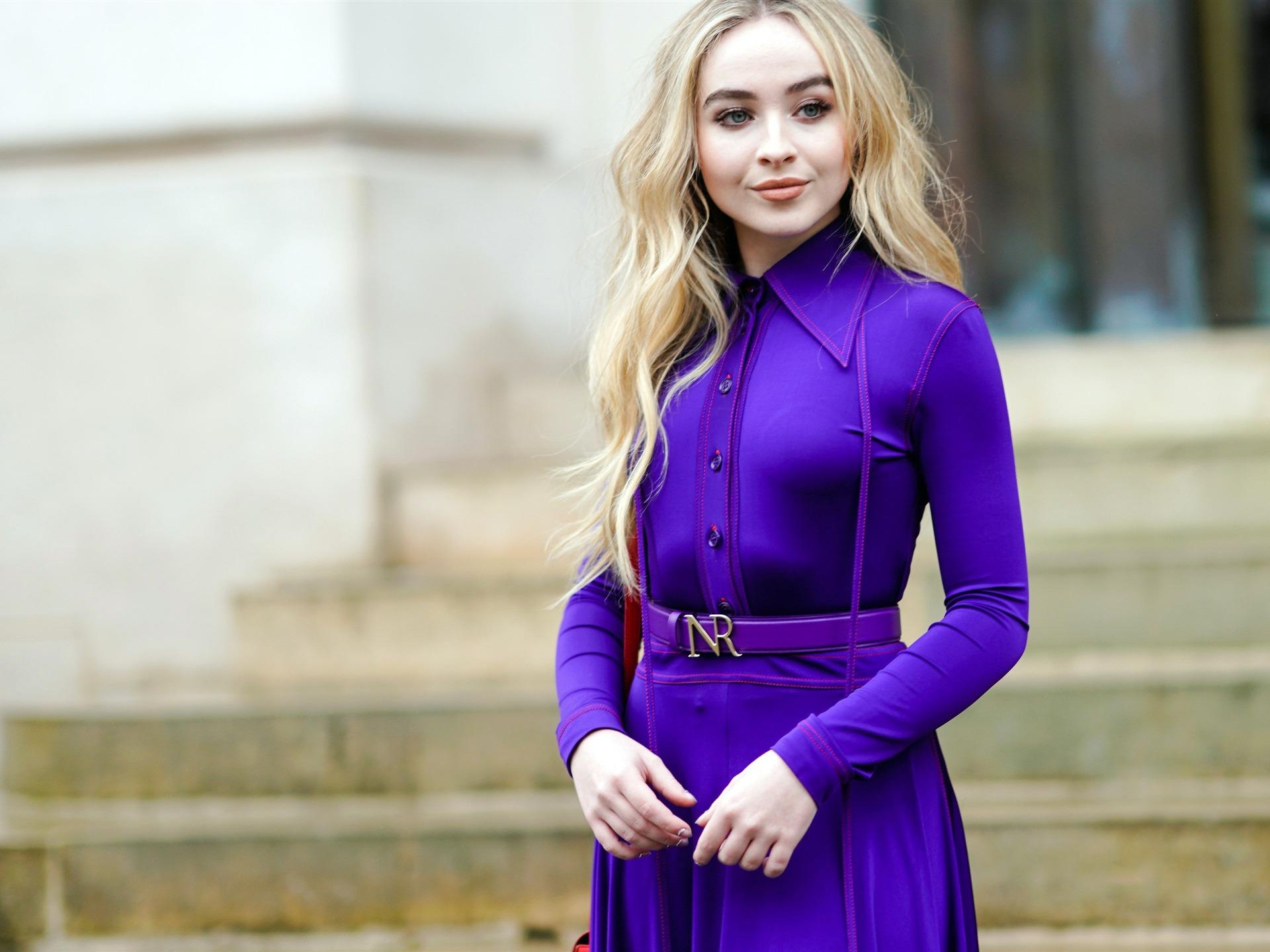 サブリナ・カーペンター、2018年、歌手、4K、写真プレビュー