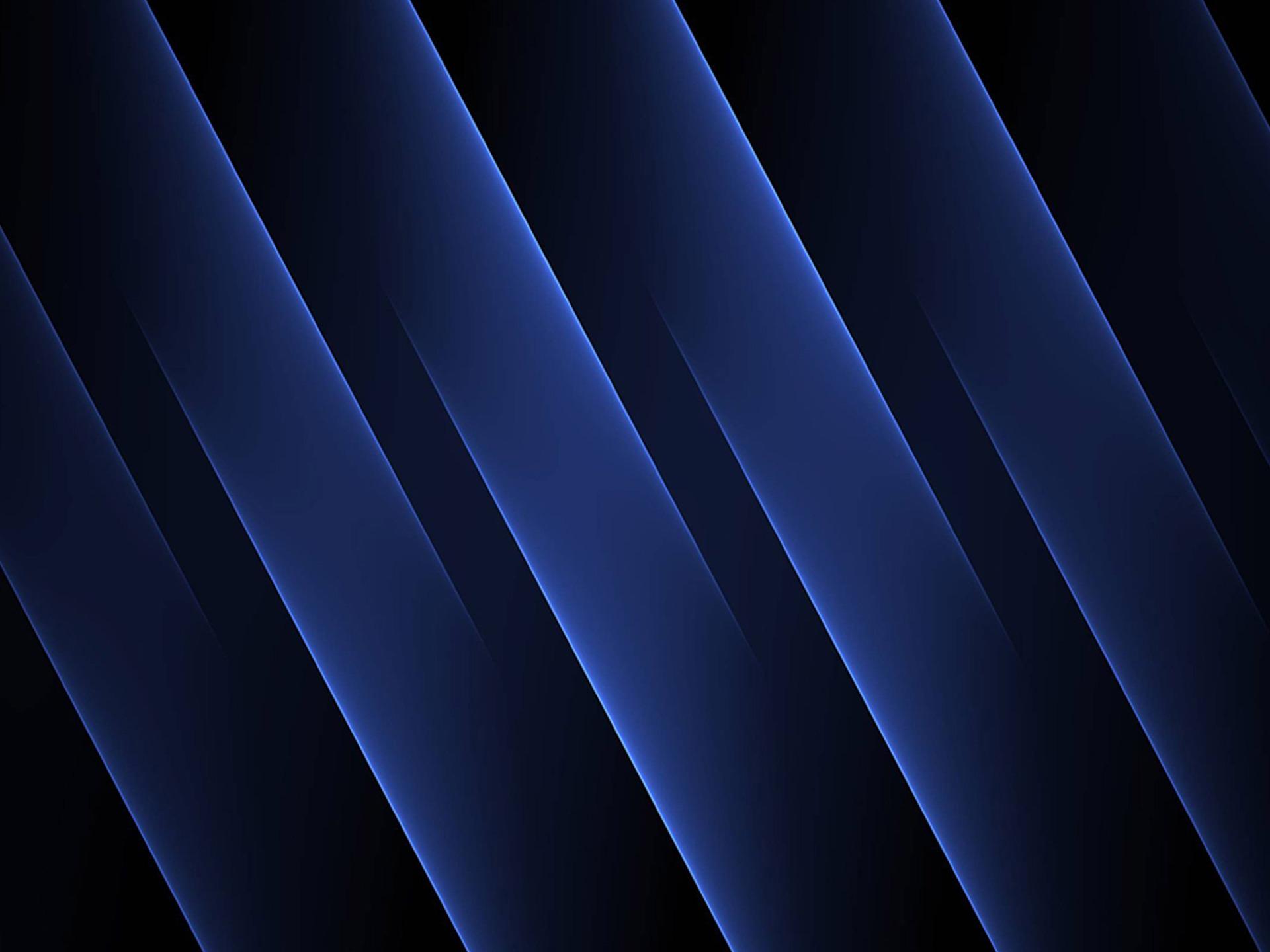 Bleu Rayures Abstrait Noir Fond Aperçu 10wallpapercom