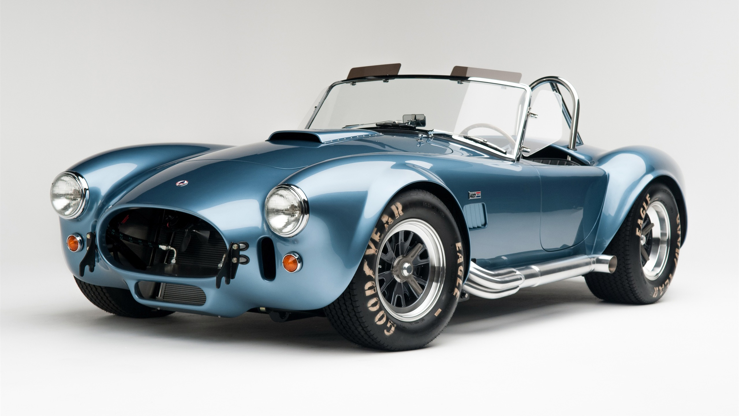 Classic classic car shelby cobra - 2560x1440 wallpaper download