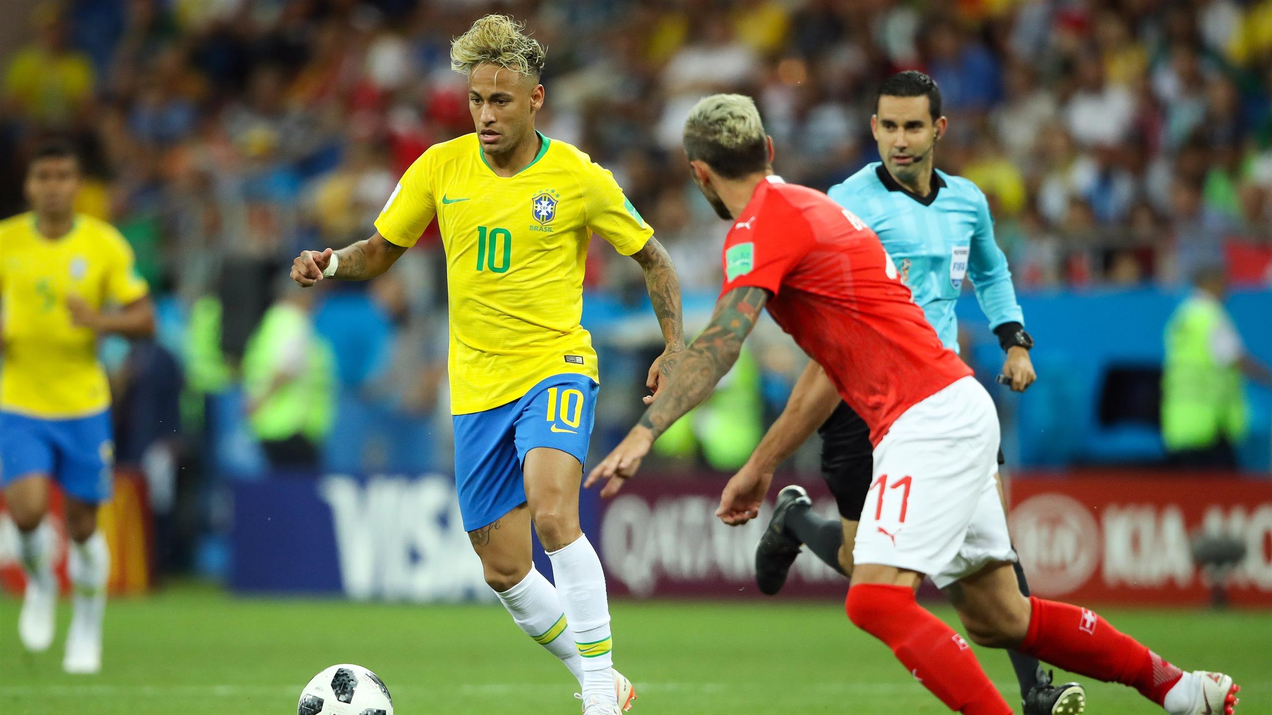 FIFA, Coupe du monde, Russie 2018, Brésil, Neymar Aperçu ...