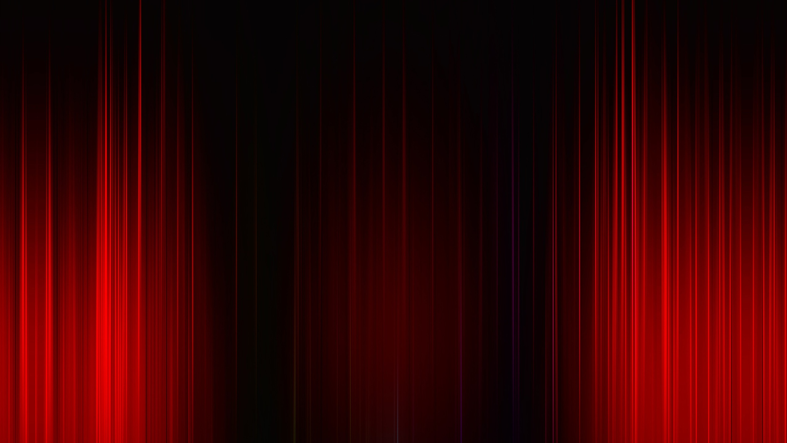 Rouge Rayons éblouissement Résumé Fond Noir Aperçu
