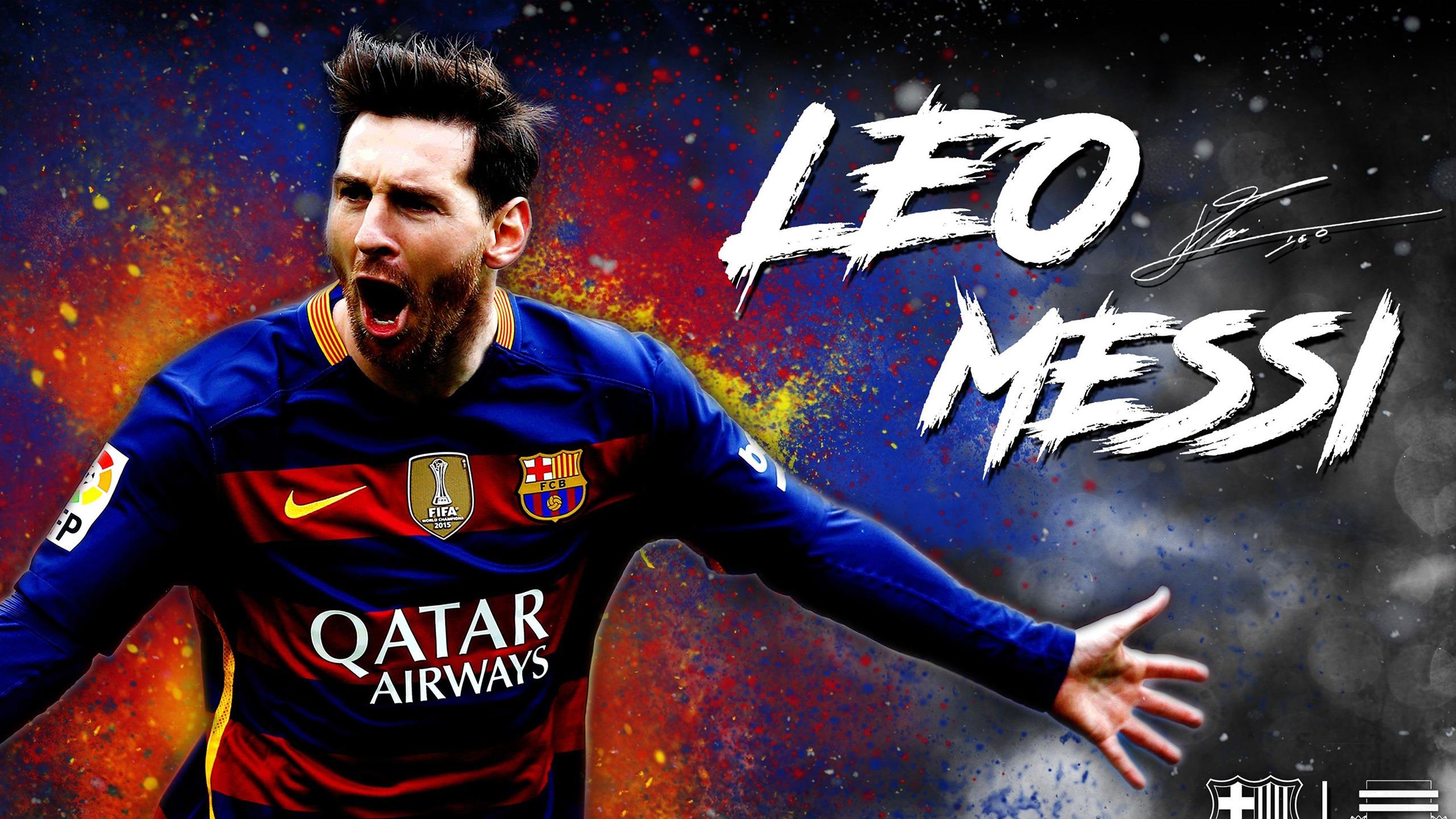 Lionel Messi, FC Barcelone, 2019, HD, affiche Aperçu ...