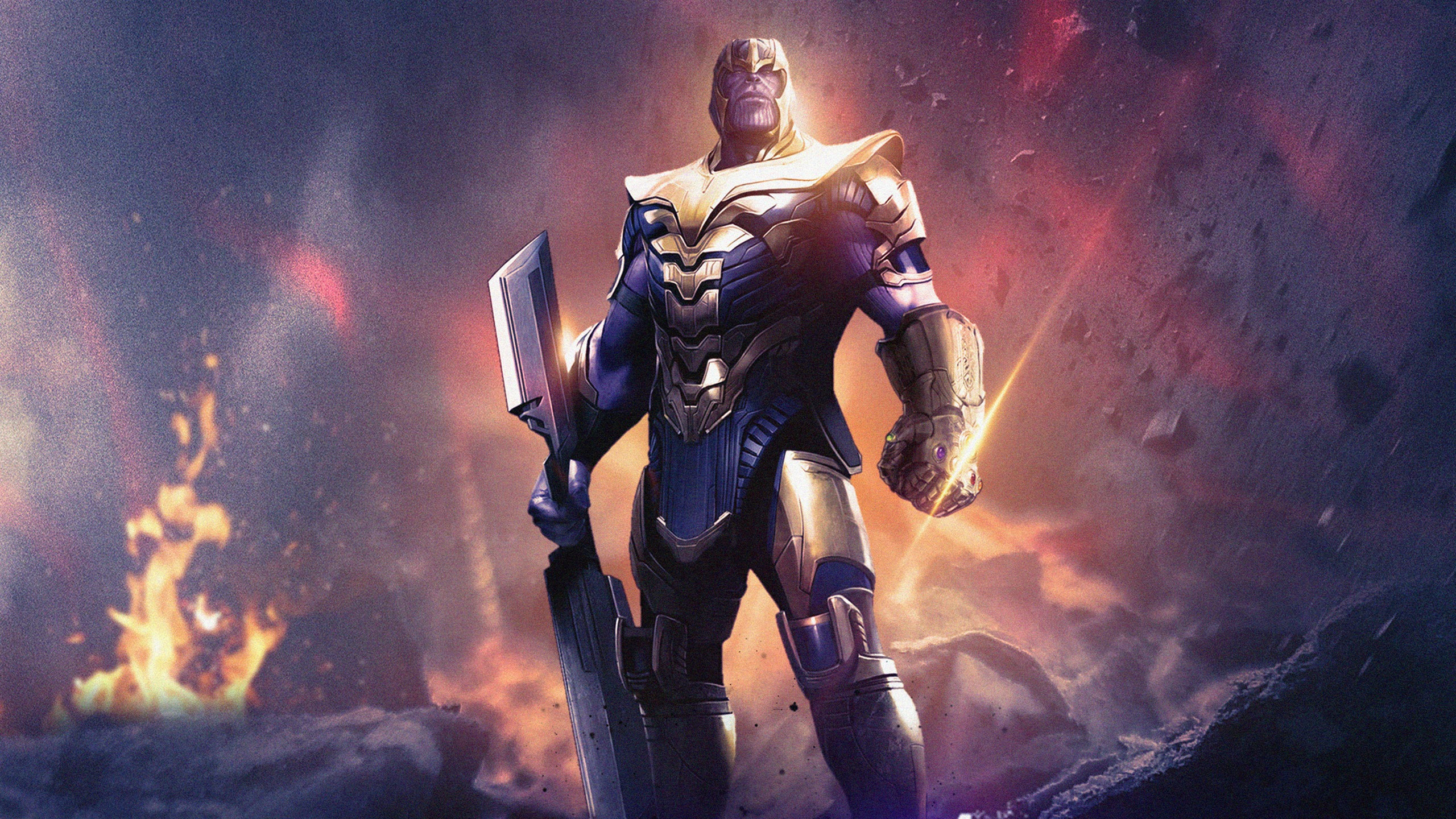 Thanos Filme