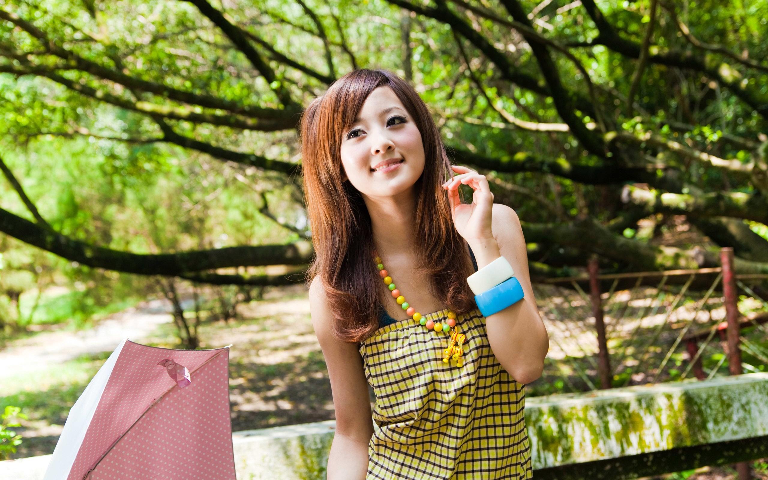 Прелестные красавицы японки и китаянки фото