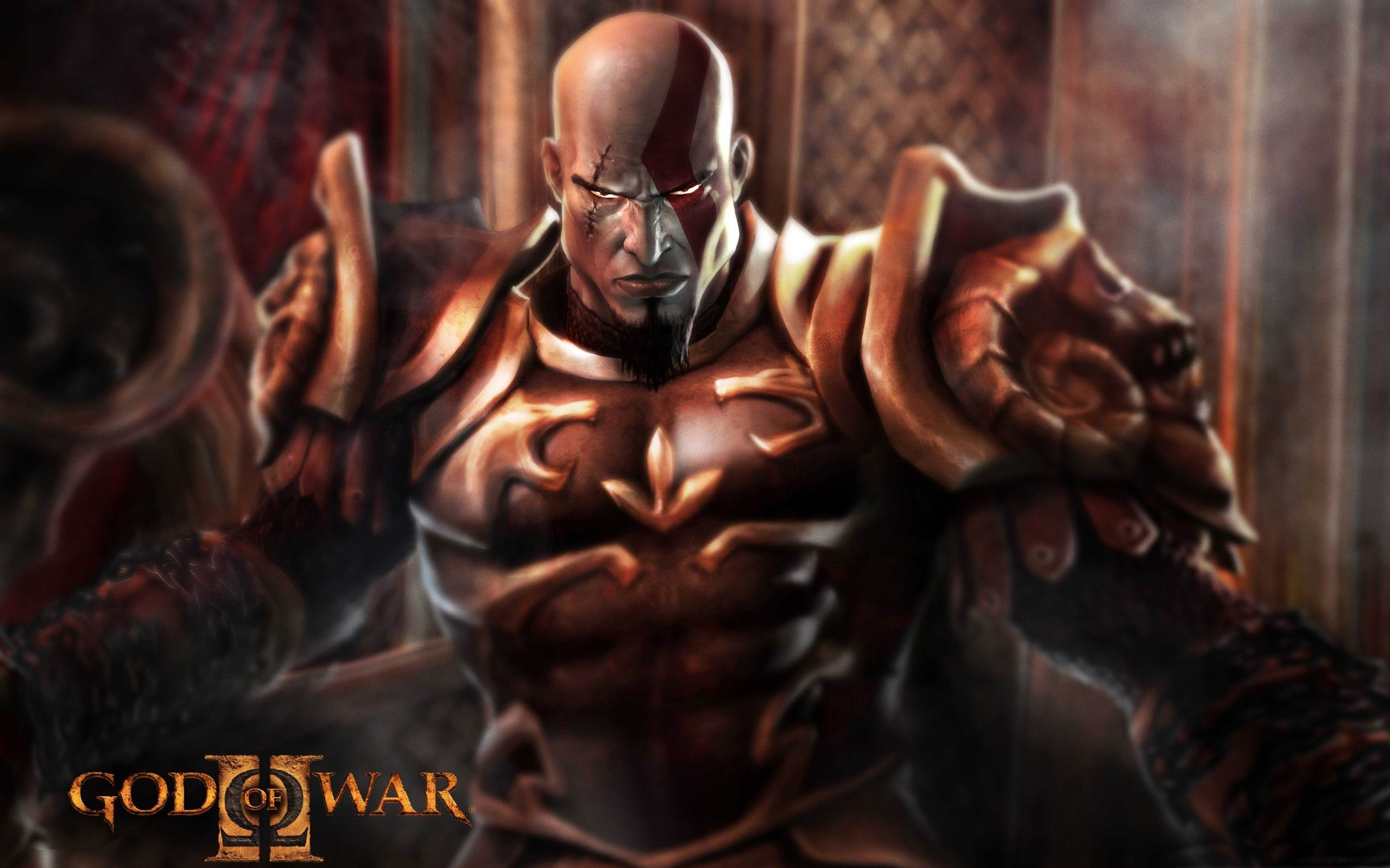 God Of War Hd Game Wallpaper 16 Avance 10wallpapercom