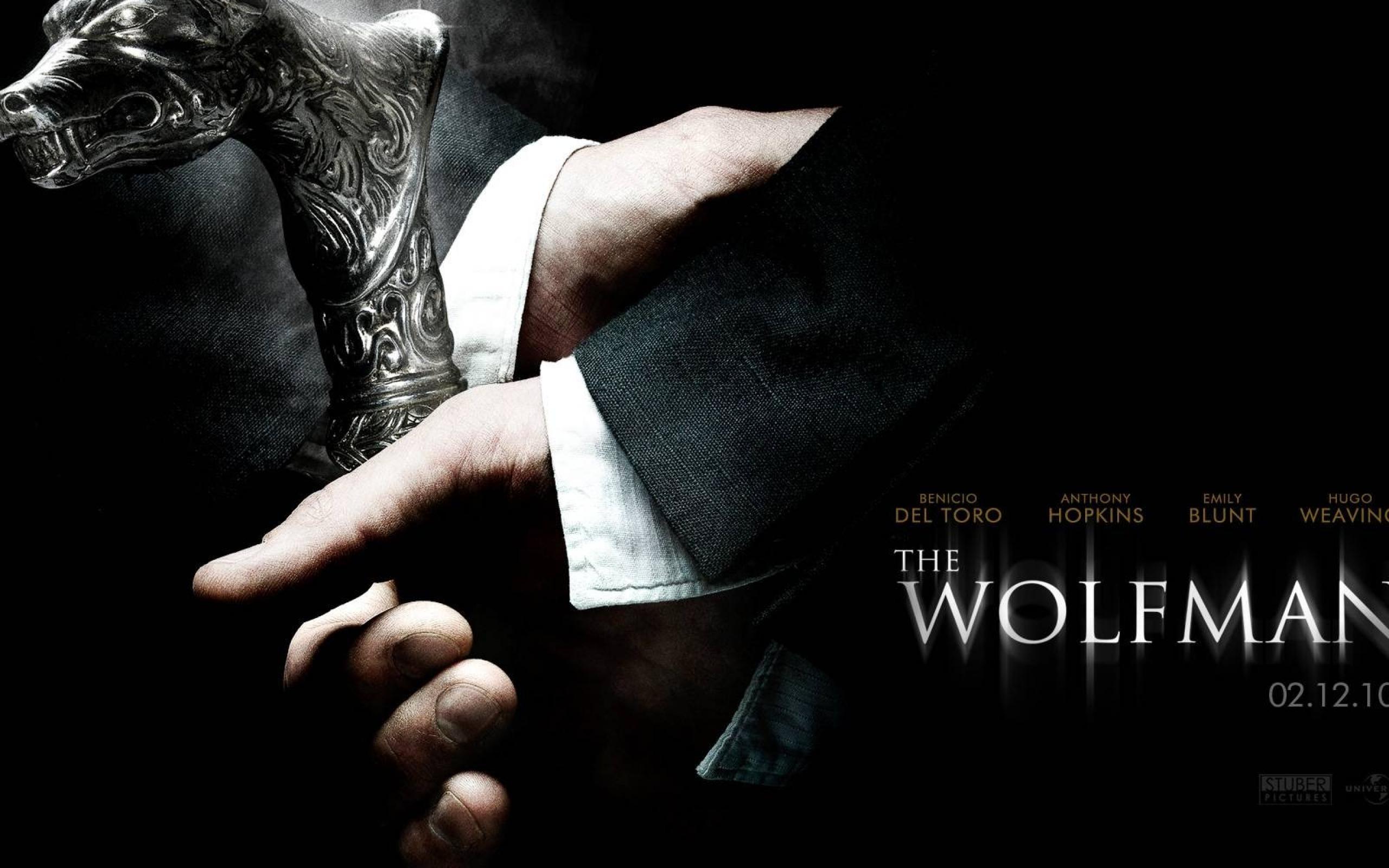 The Wolfman Hd Movie Wallpaper 14 Avance 10wallpapercom