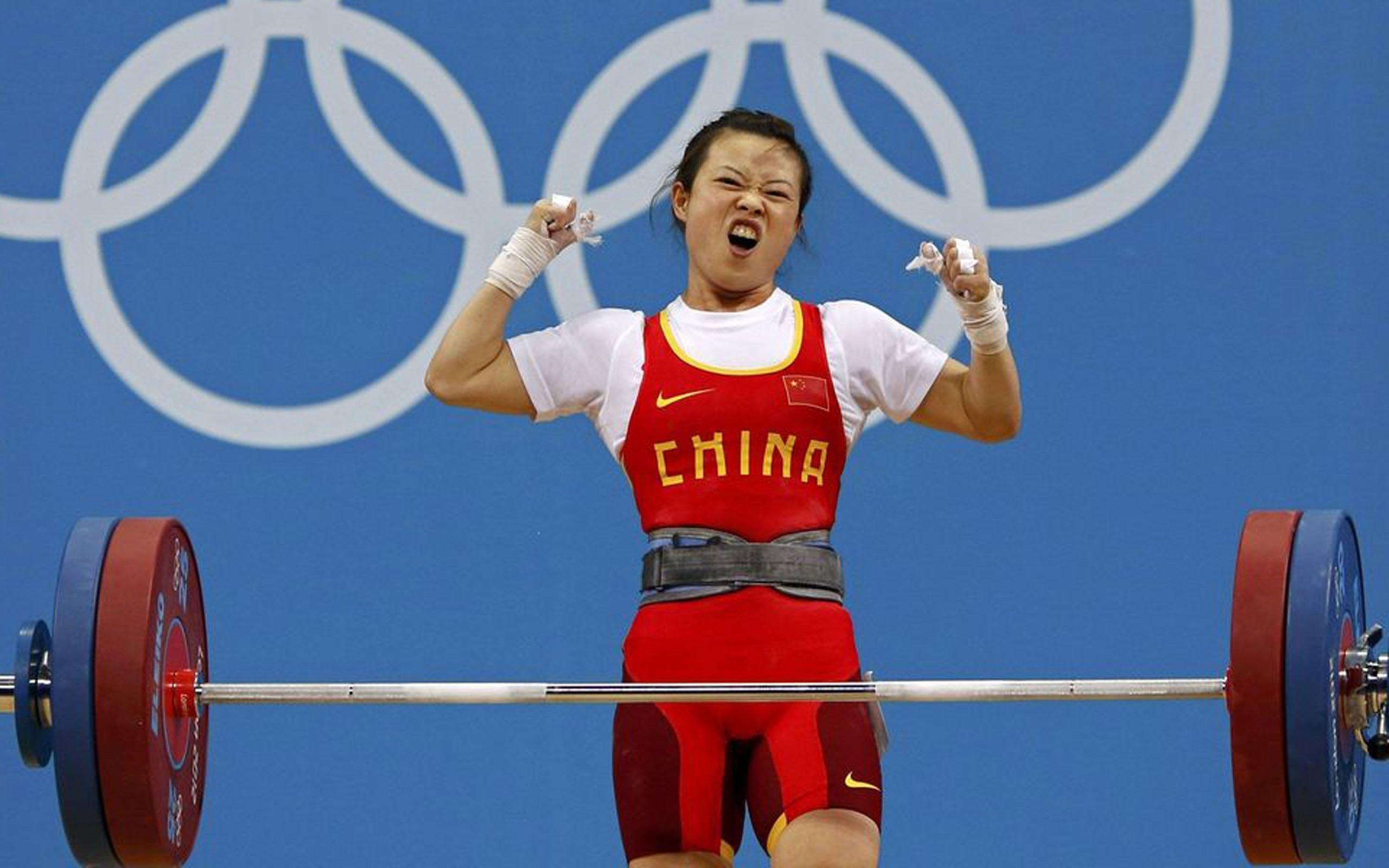weightlfting aka olympic lifting - HD1600×900