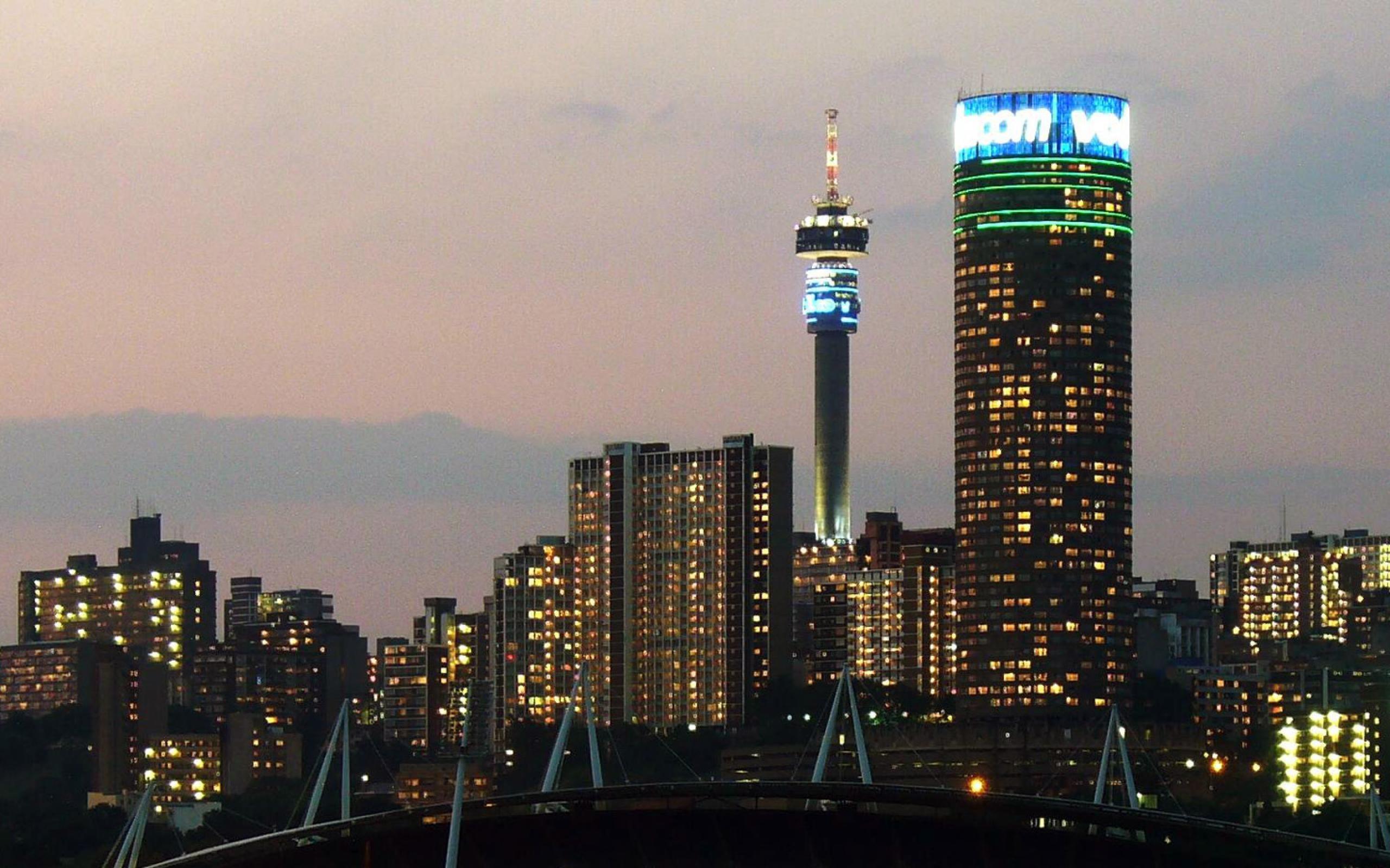 Johannesburg city lights south africa city photography wallpaper original resolution 2560x1600 altavistaventures Choice Image