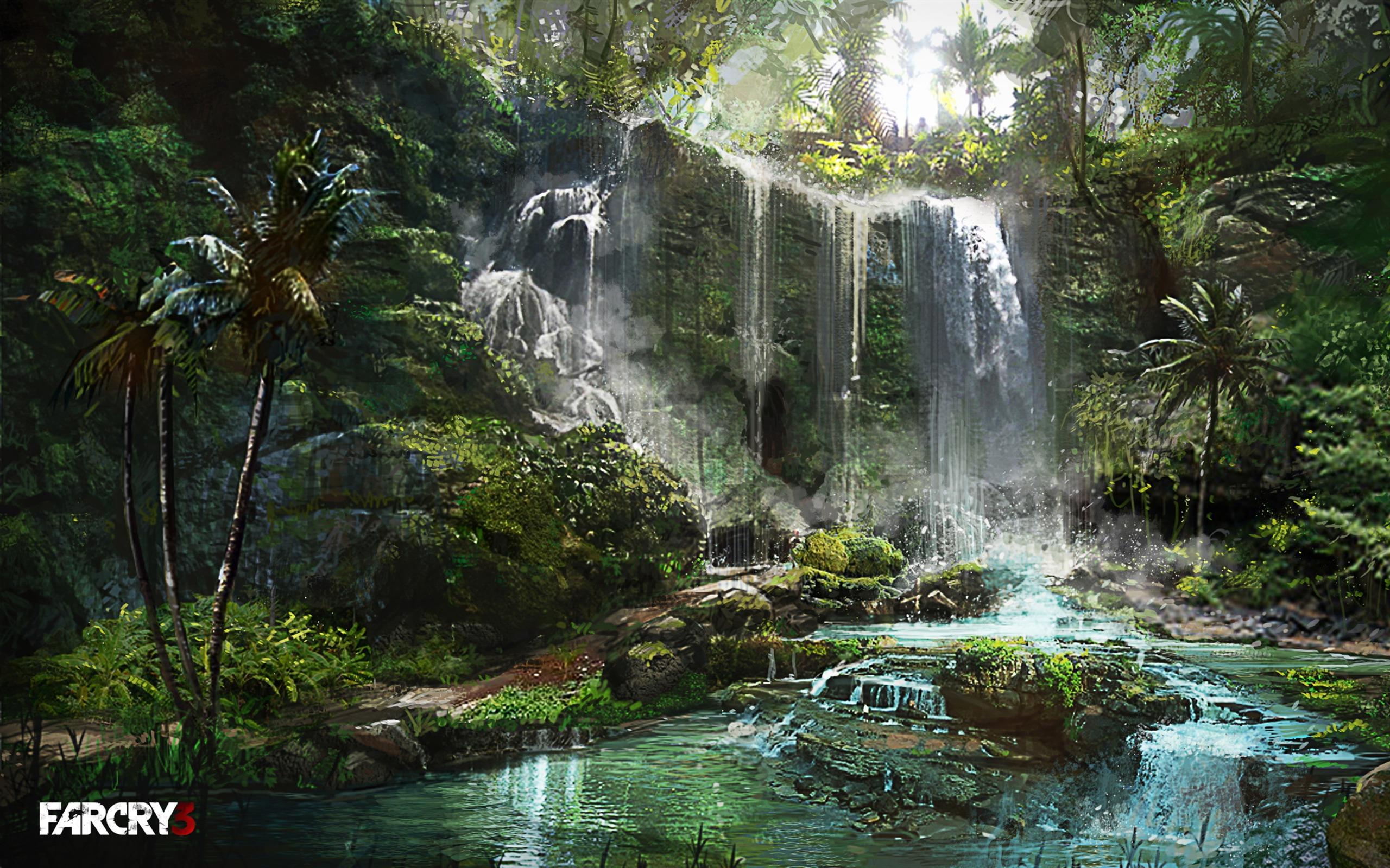 2012 Far Cry 3 Game Hd Wallpaper 57 Avance 10wallpapercom