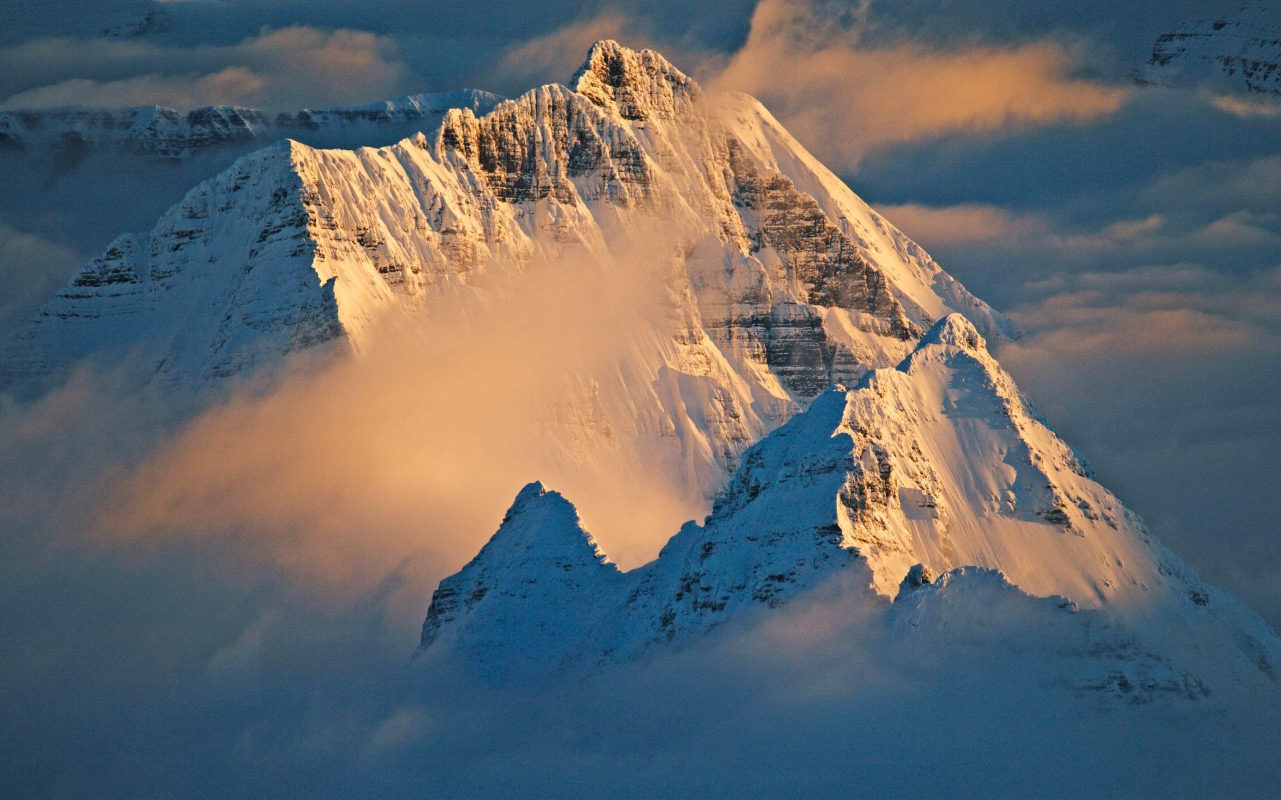 Rockies In Glacier National Park Mac Os X Mountain Lion Hd