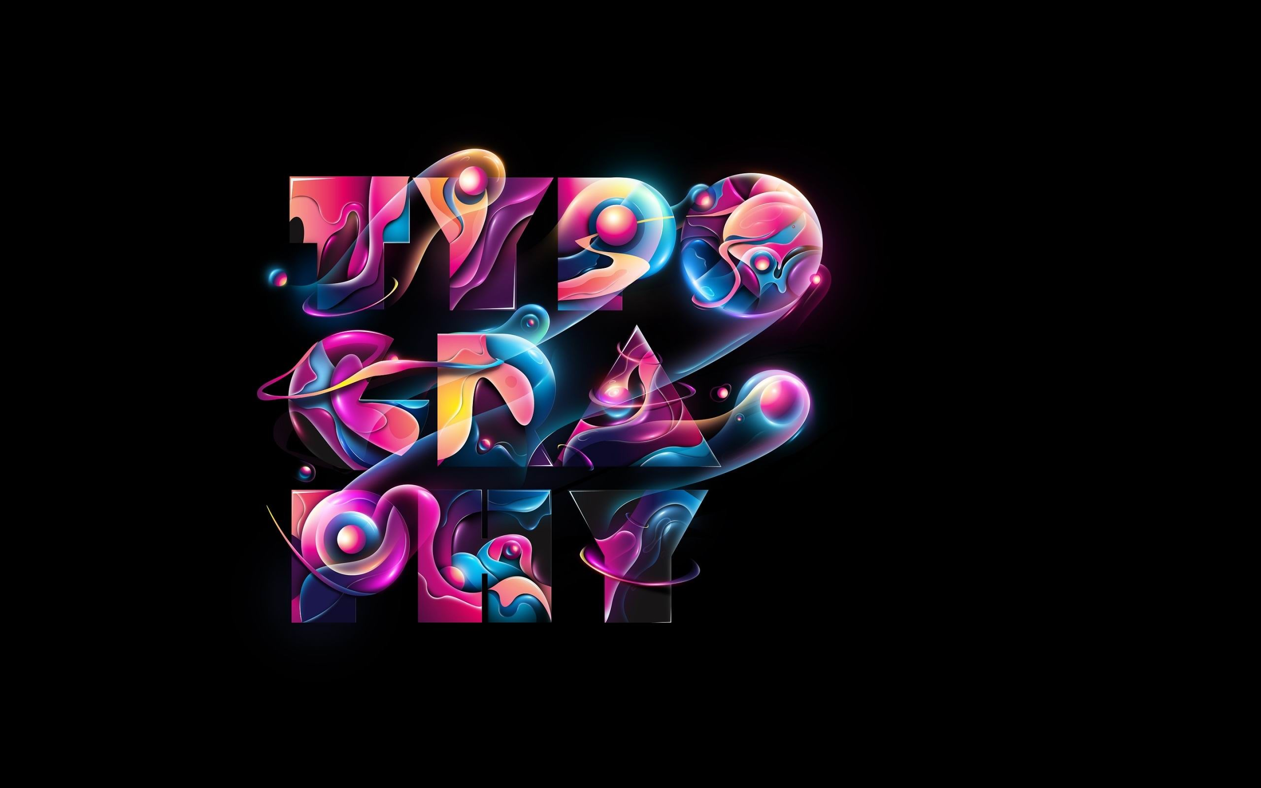 typography-creative graphic design wallpapers preview | 10wallpaper