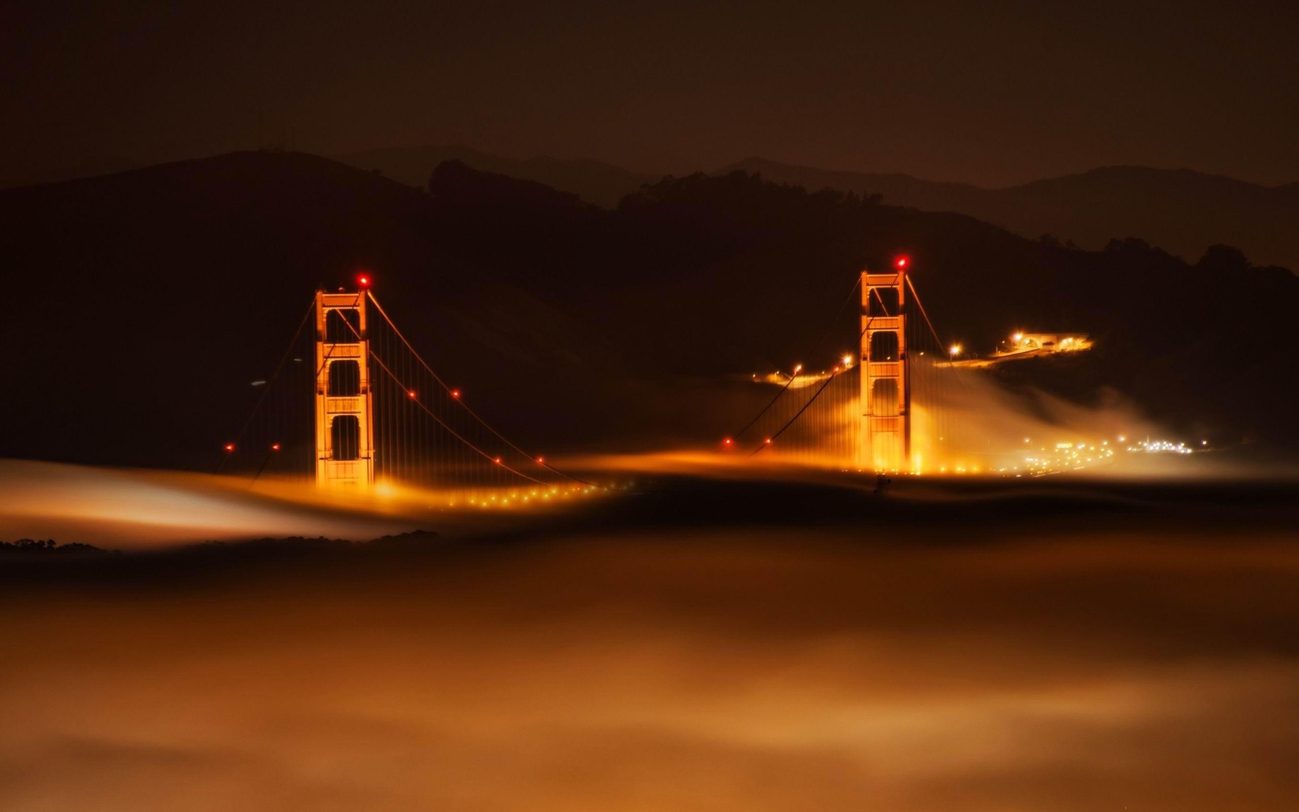 Golden Gate Bridge Wallpapers ·①
