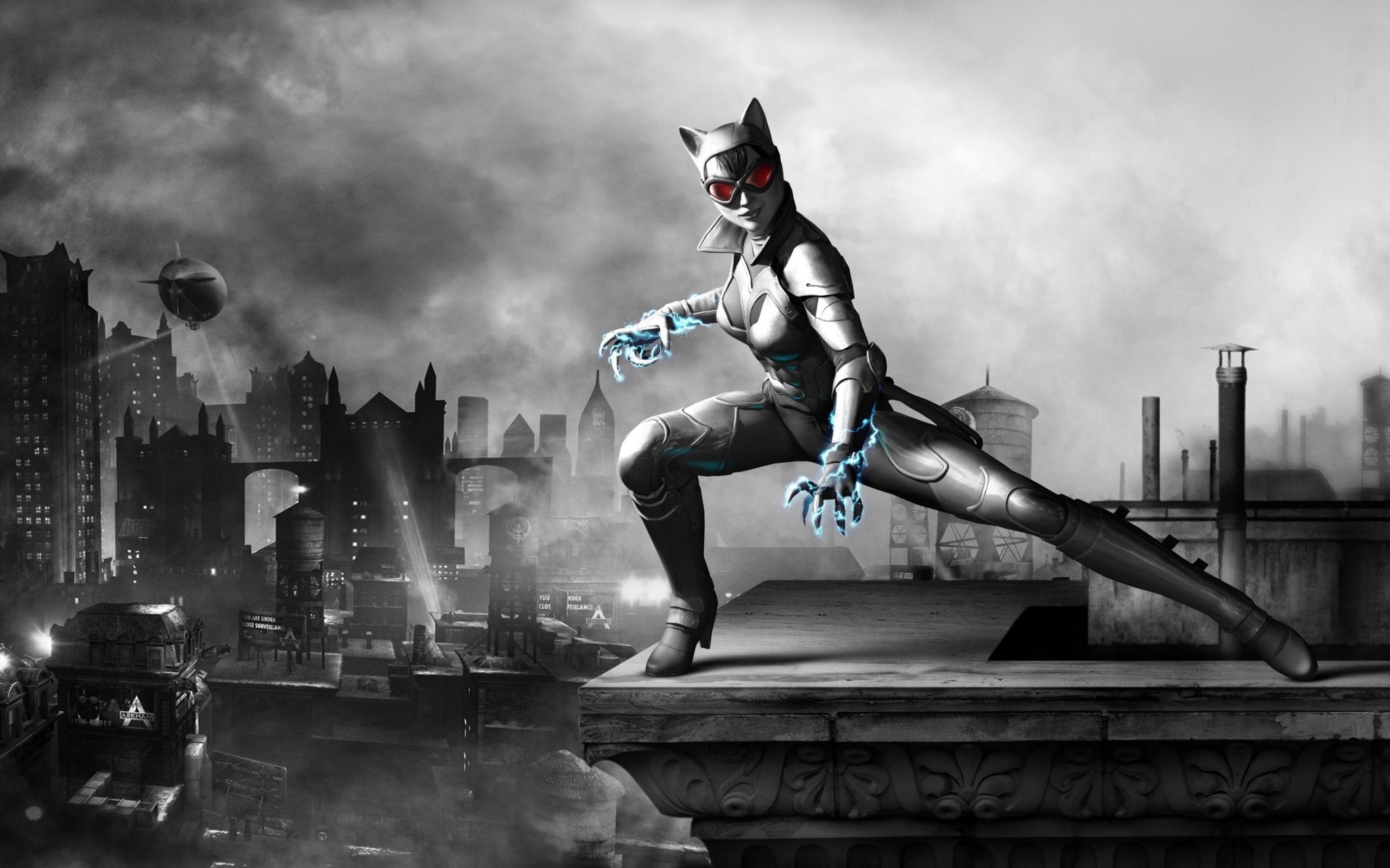 バットマンアーカム シティ装甲版 2013ゲームのhd壁紙プレビュー