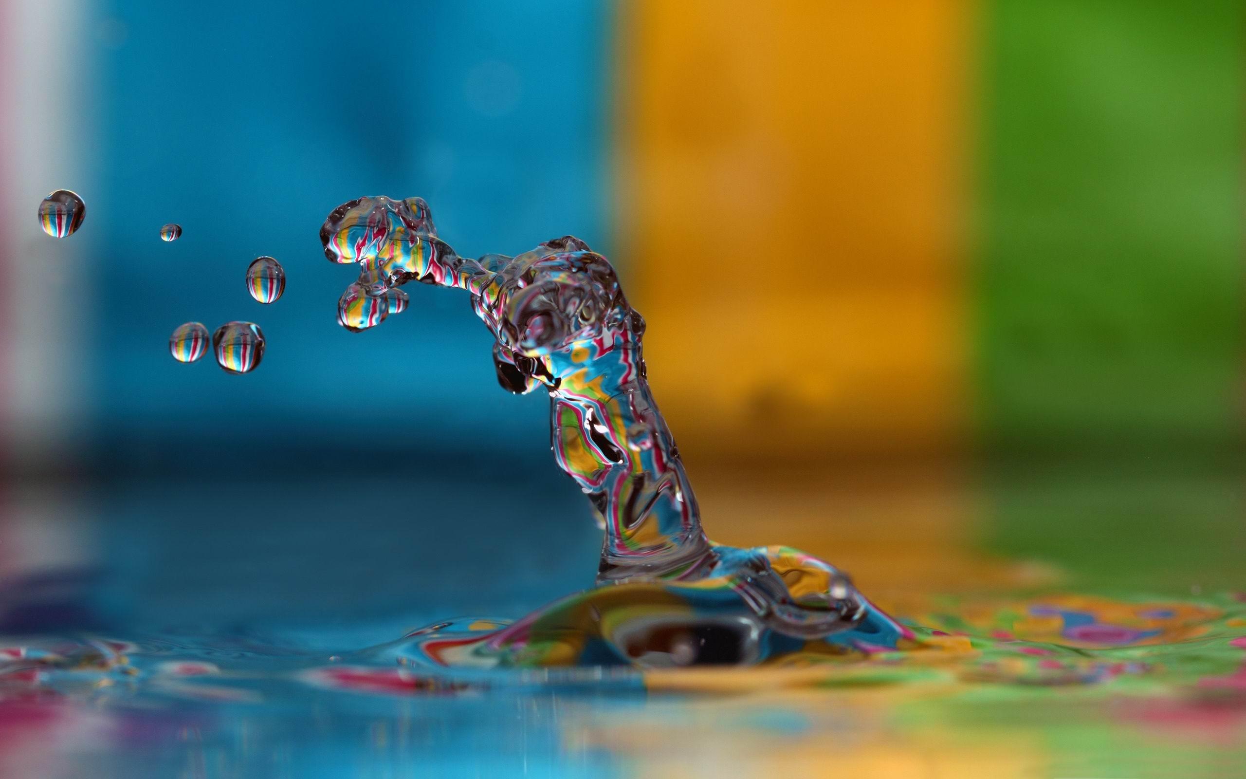 Color Splash Wallpapers on