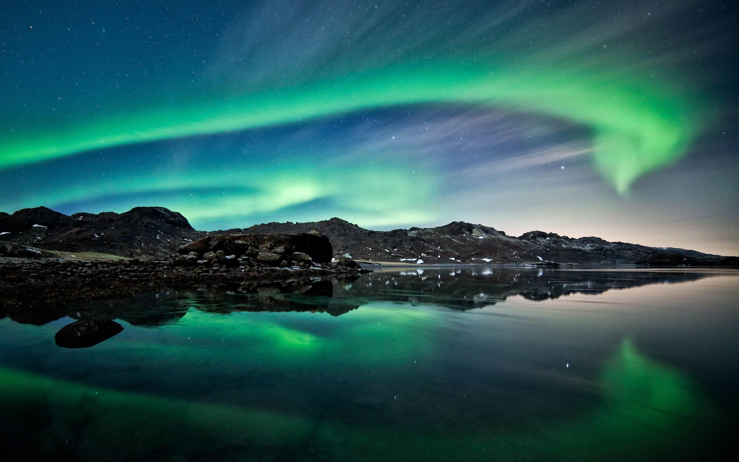 Norwegian Northern Lights Hd Desktop Wallpaper Preview 10wallpaper Com
