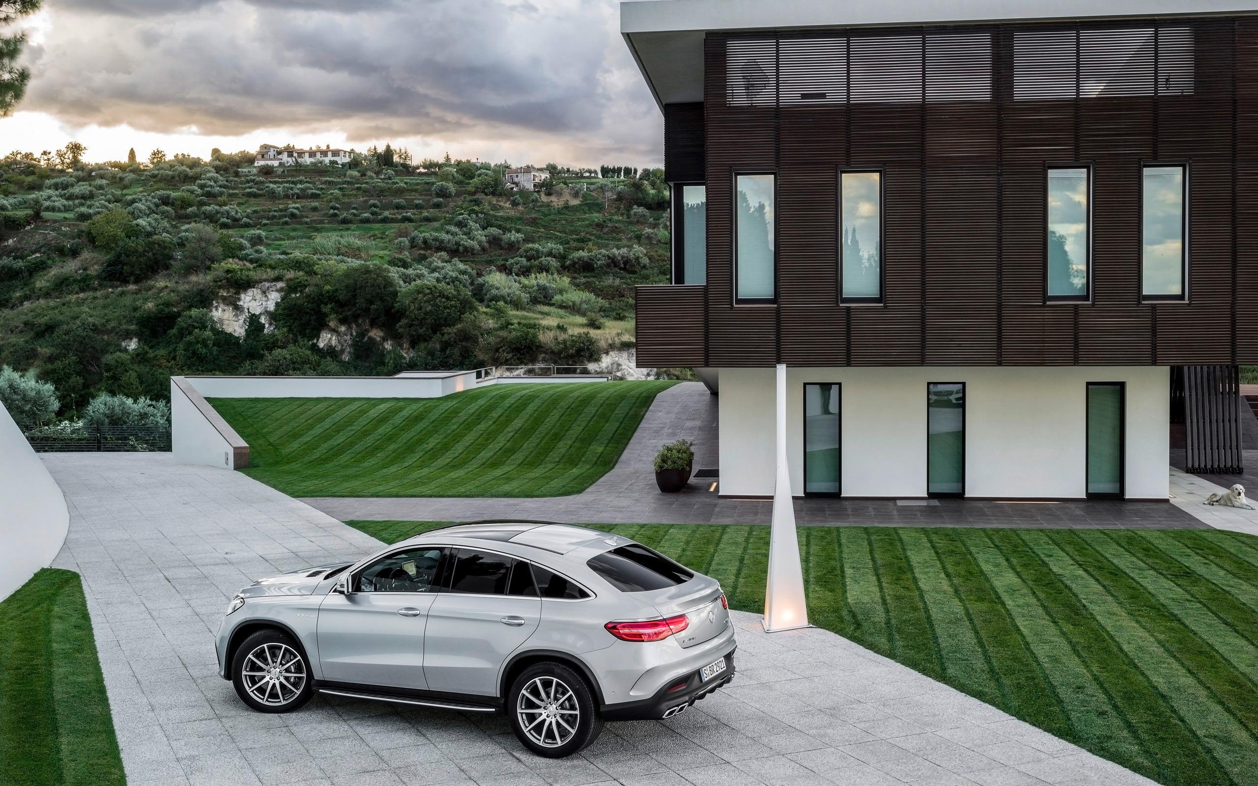 Mercedes Amg Gle 63 Coupe Auto Hd Wallpaper Visualizacao 10wallpaper Com
