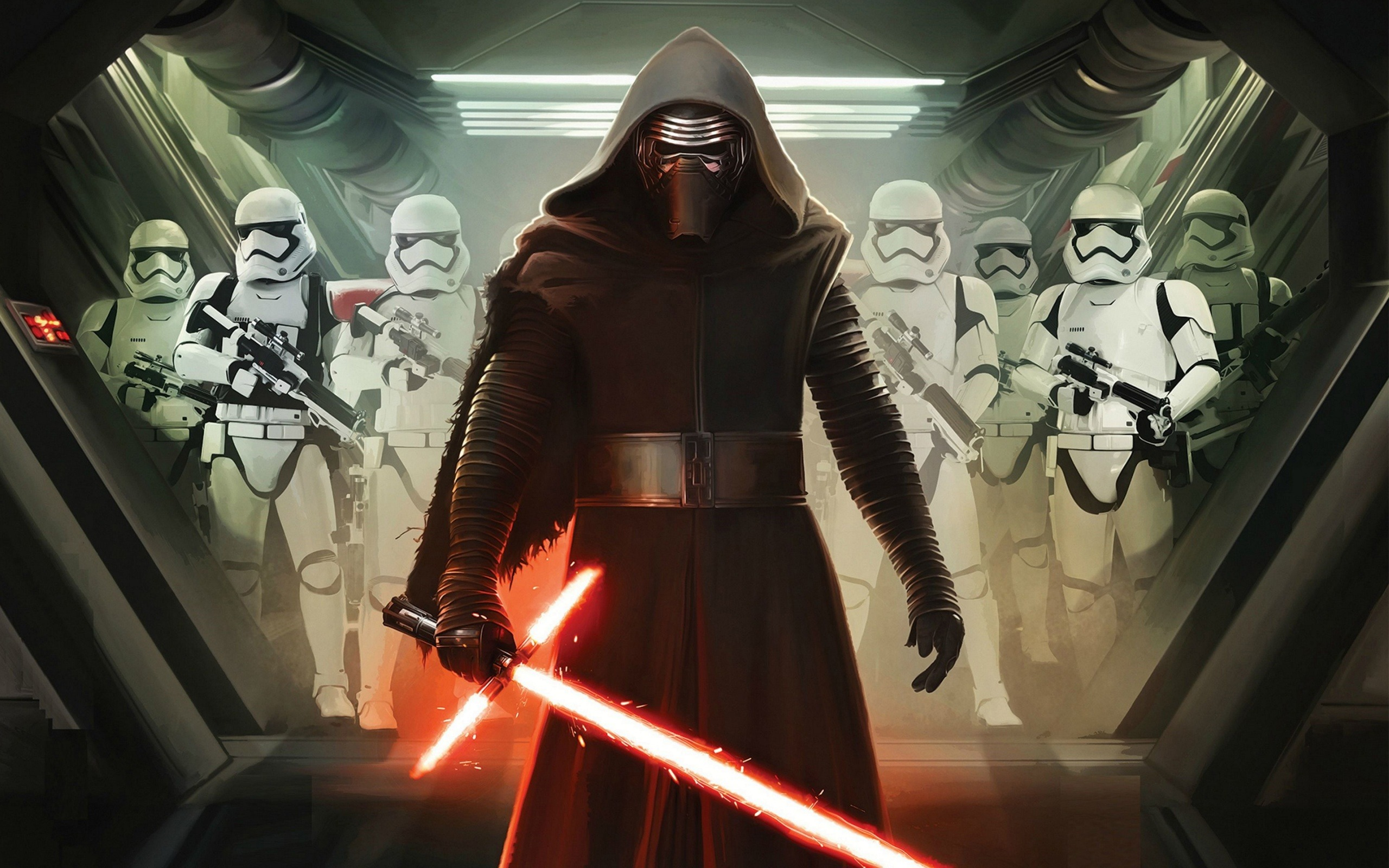Star Wars The Force Awakens 2015 Hd Wallpaper 02 Preview