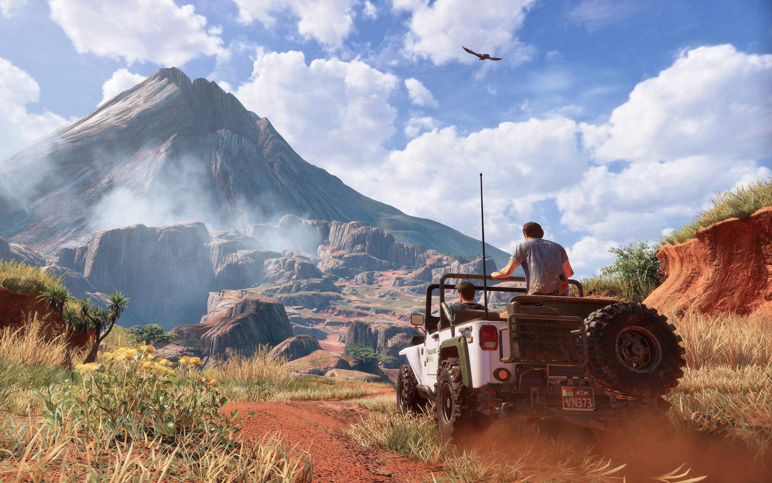 Uncharted 4 2016 Game Posters Wallpaper Preview 10wallpaper Com