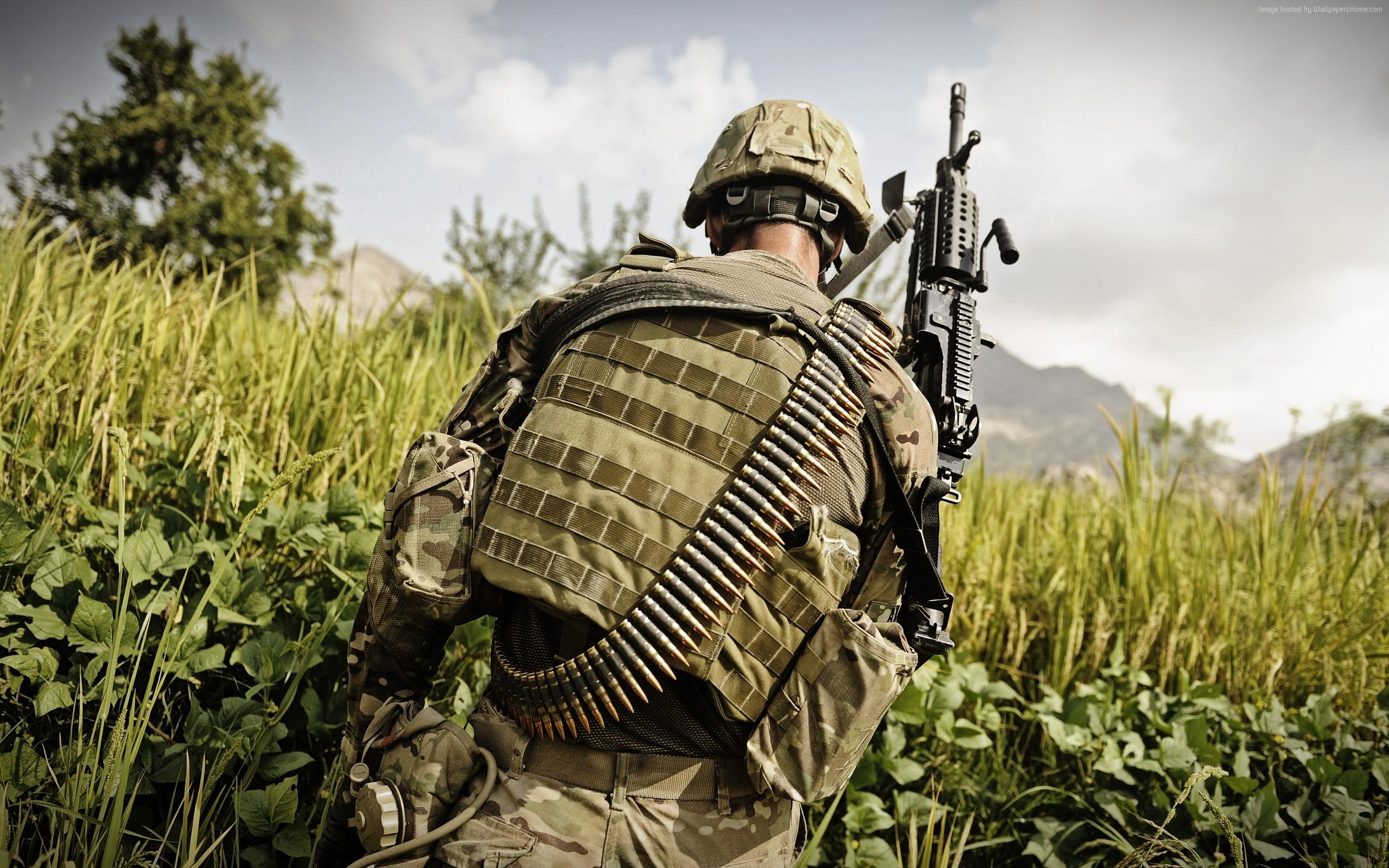 2016 Peacetime Soldier Military Hd Fondos De Escritorio 12