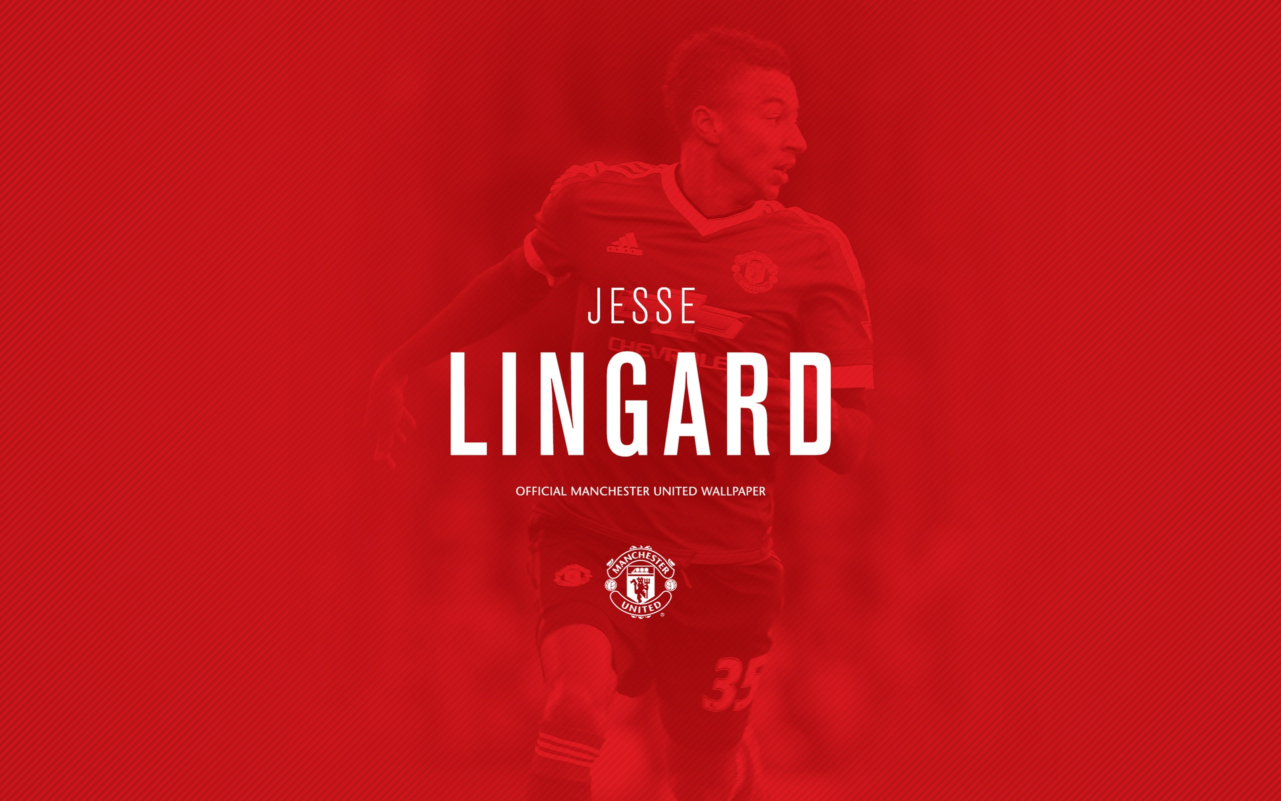 Jesse Lingard 2016 Manchester United Hd Wallpaper Preview