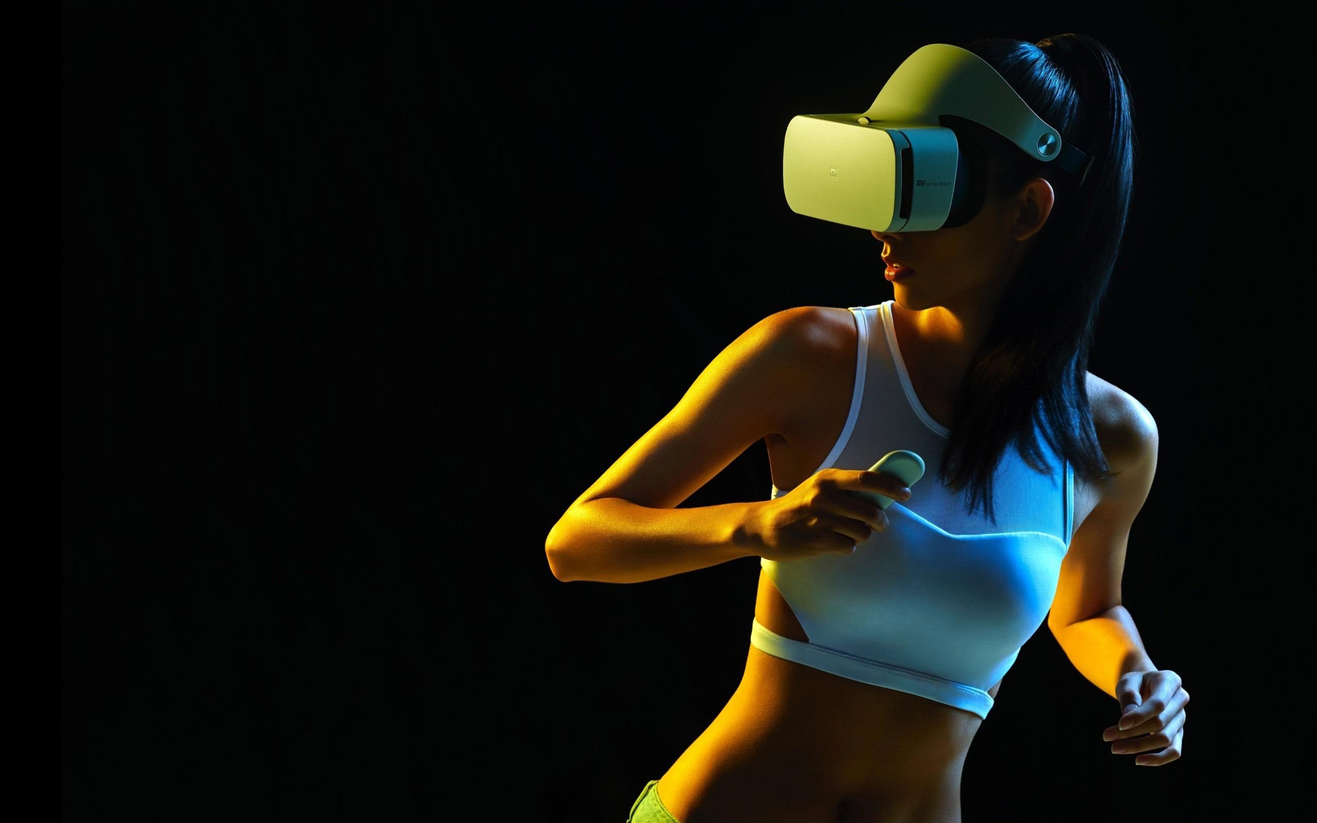 China Virtual Reality VR HD Wallpaper Mi Wallpaper2016113 Original Resolution 2560x1600