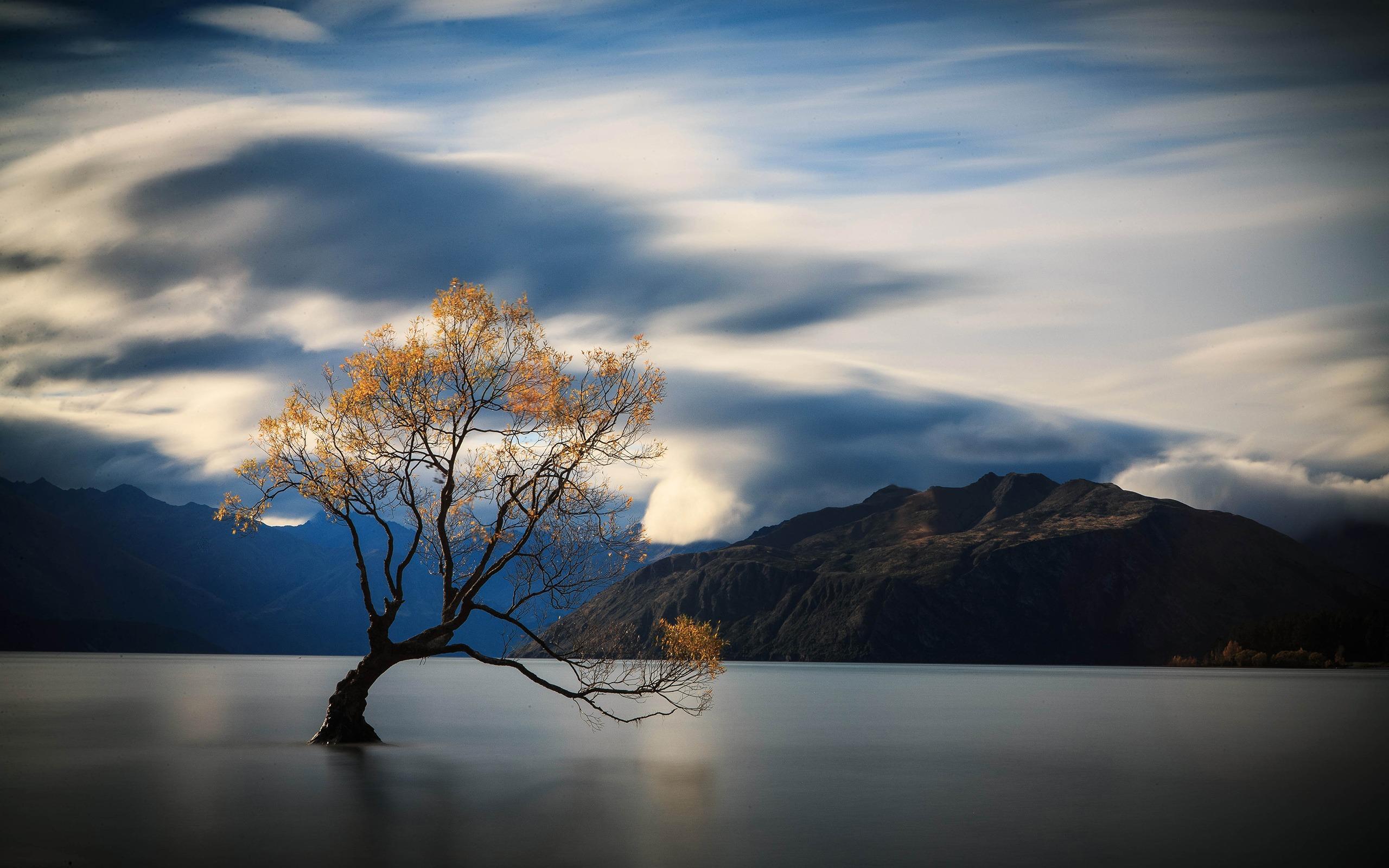 New Zealand South Island Travel Scenery Wallpaper X
