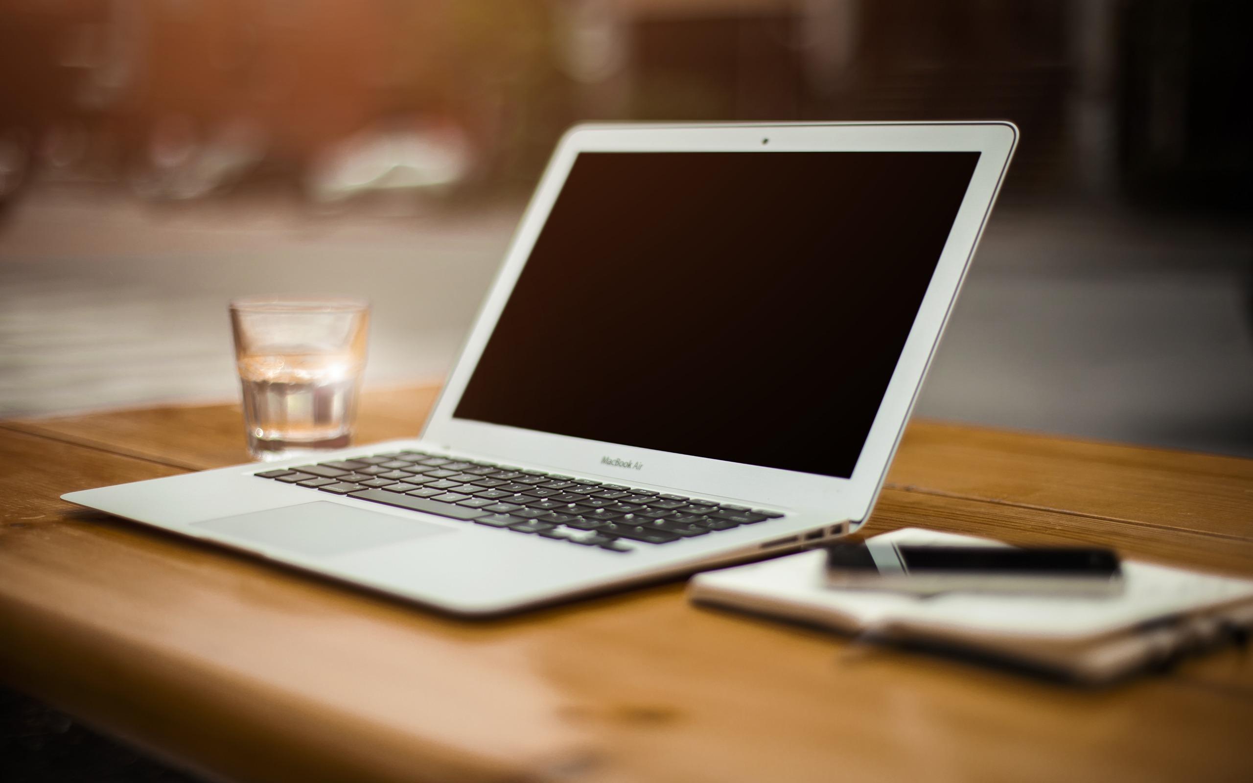 apple notebook notebook notas