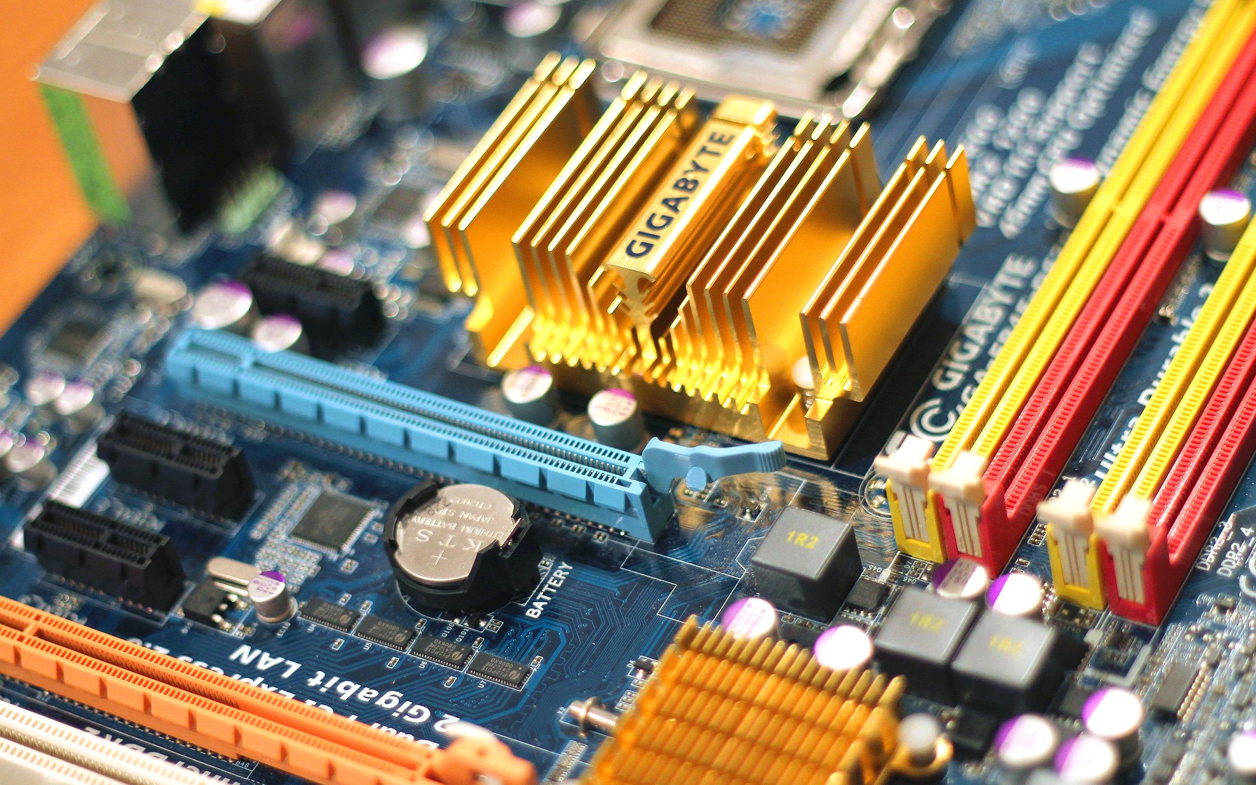 コンピュータチップギガバイト ブランドのhdの壁紙プレビュー