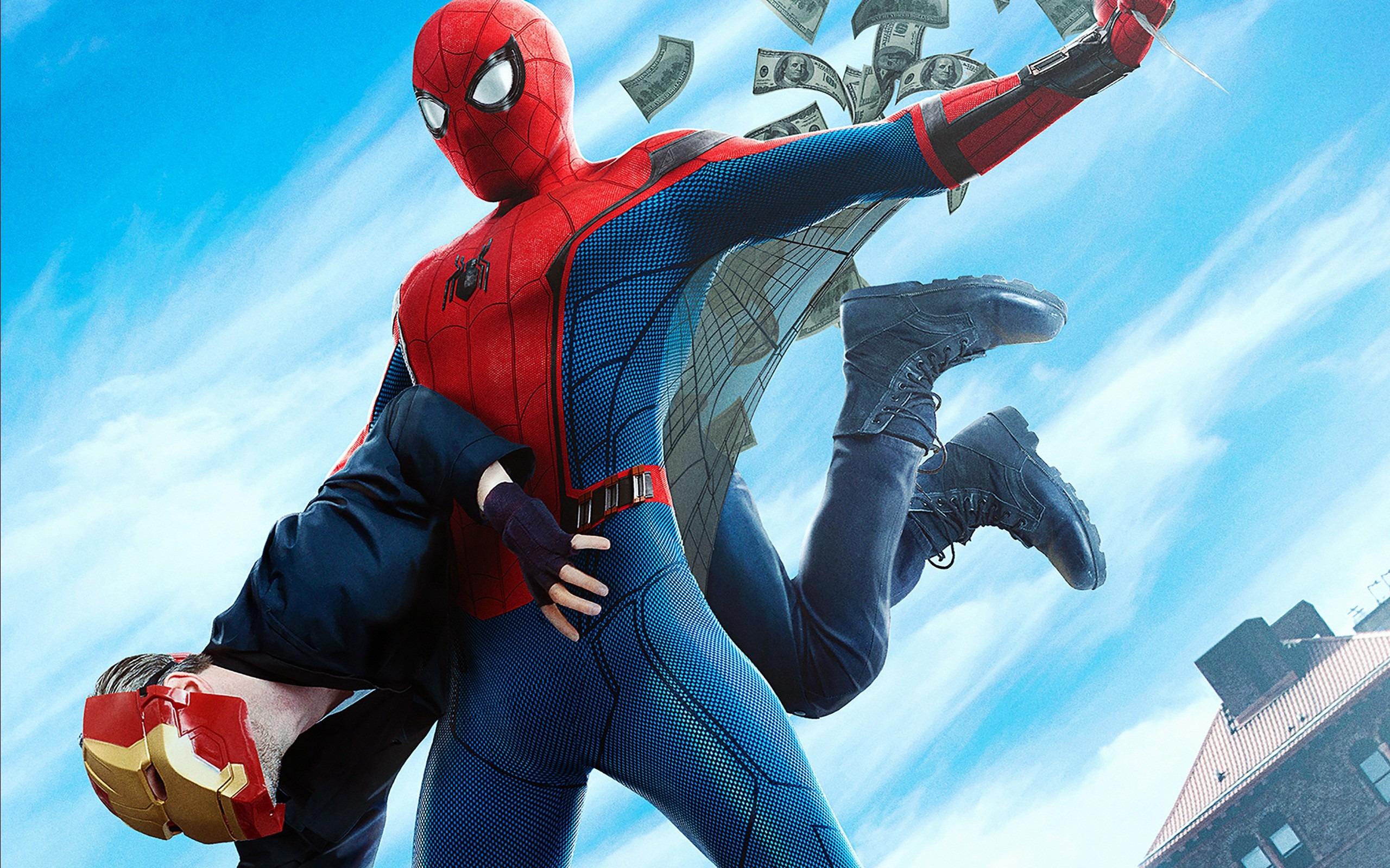 2017 Spider Man Homecoming Hd Movie Wallpaper 16 Avance