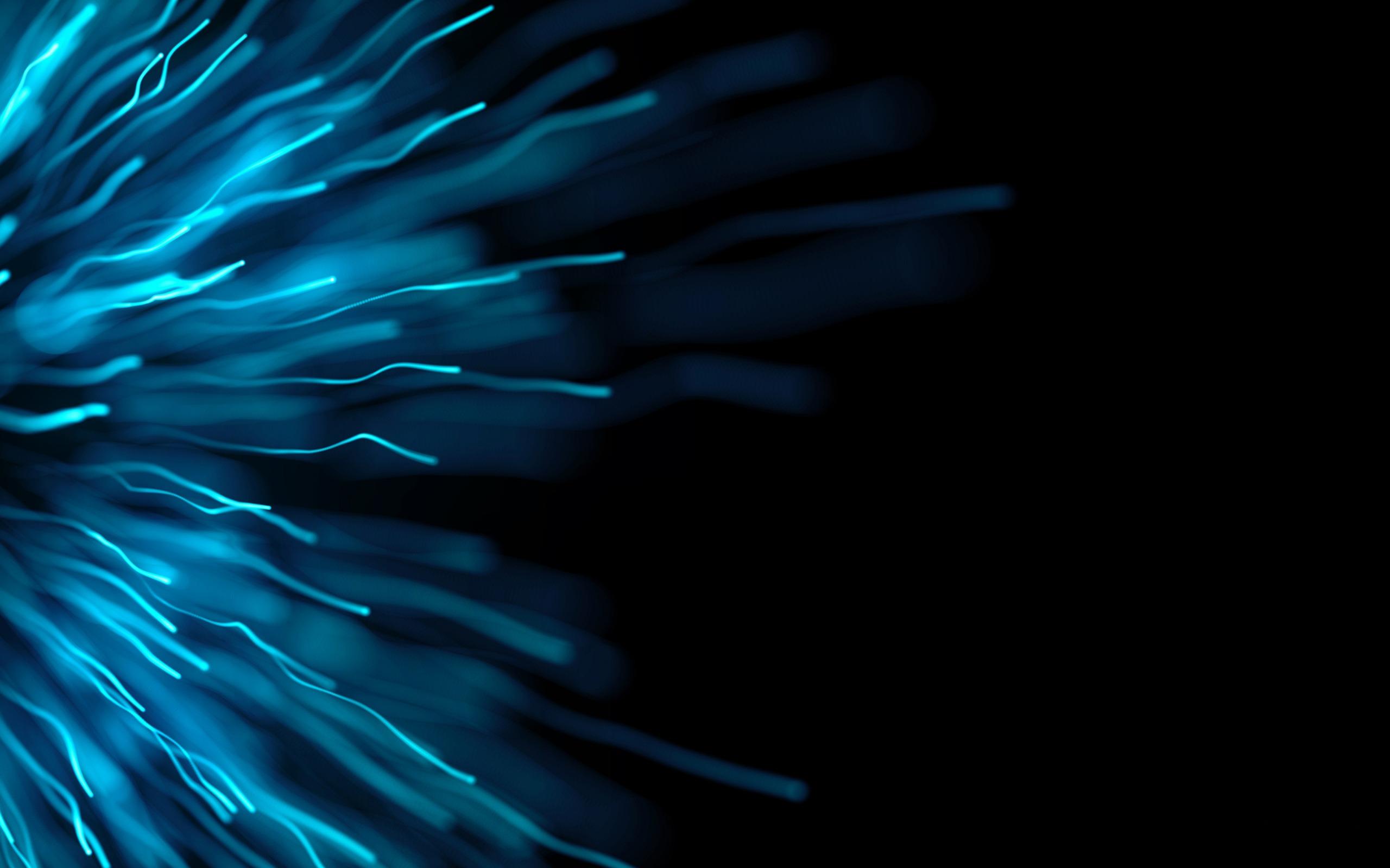 青ダーク抽象粒子 デザインのhd壁紙プレビュー 10wallpaper Com