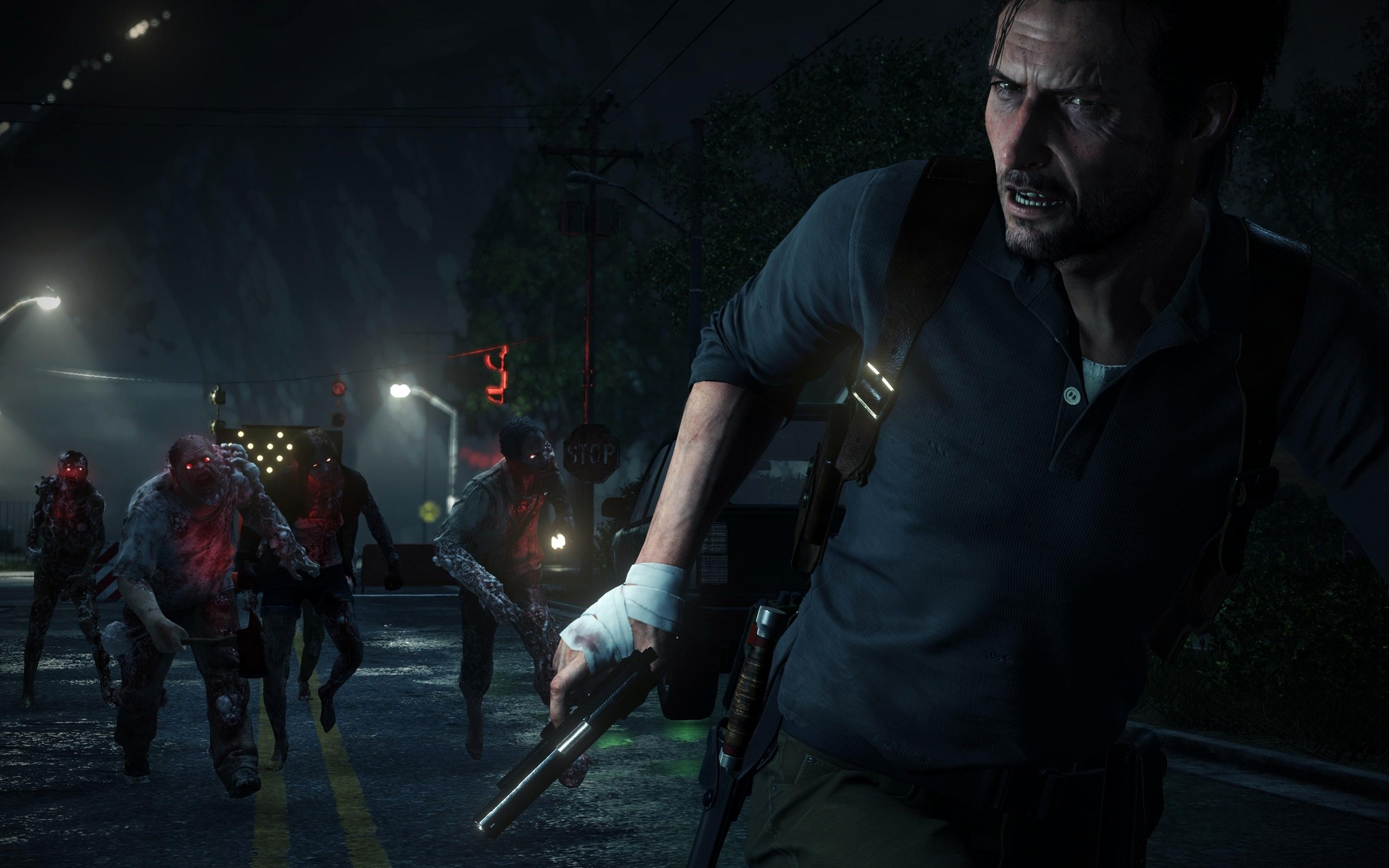 2017 The Evil Within 2 Full Hd Wallpaper: The Evil Within 2 2017 Game Wallpaper Preview